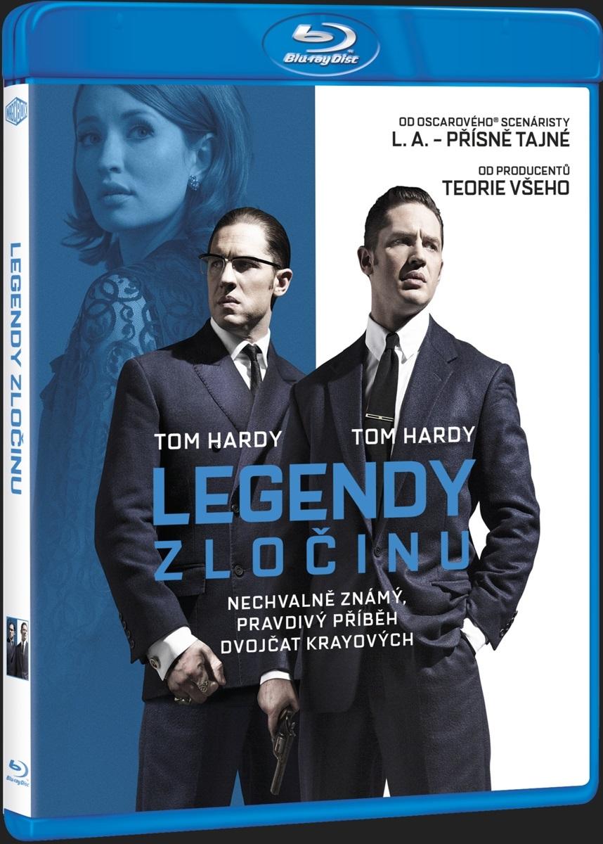 LEGENDY ZLOČINU - Blu-ray