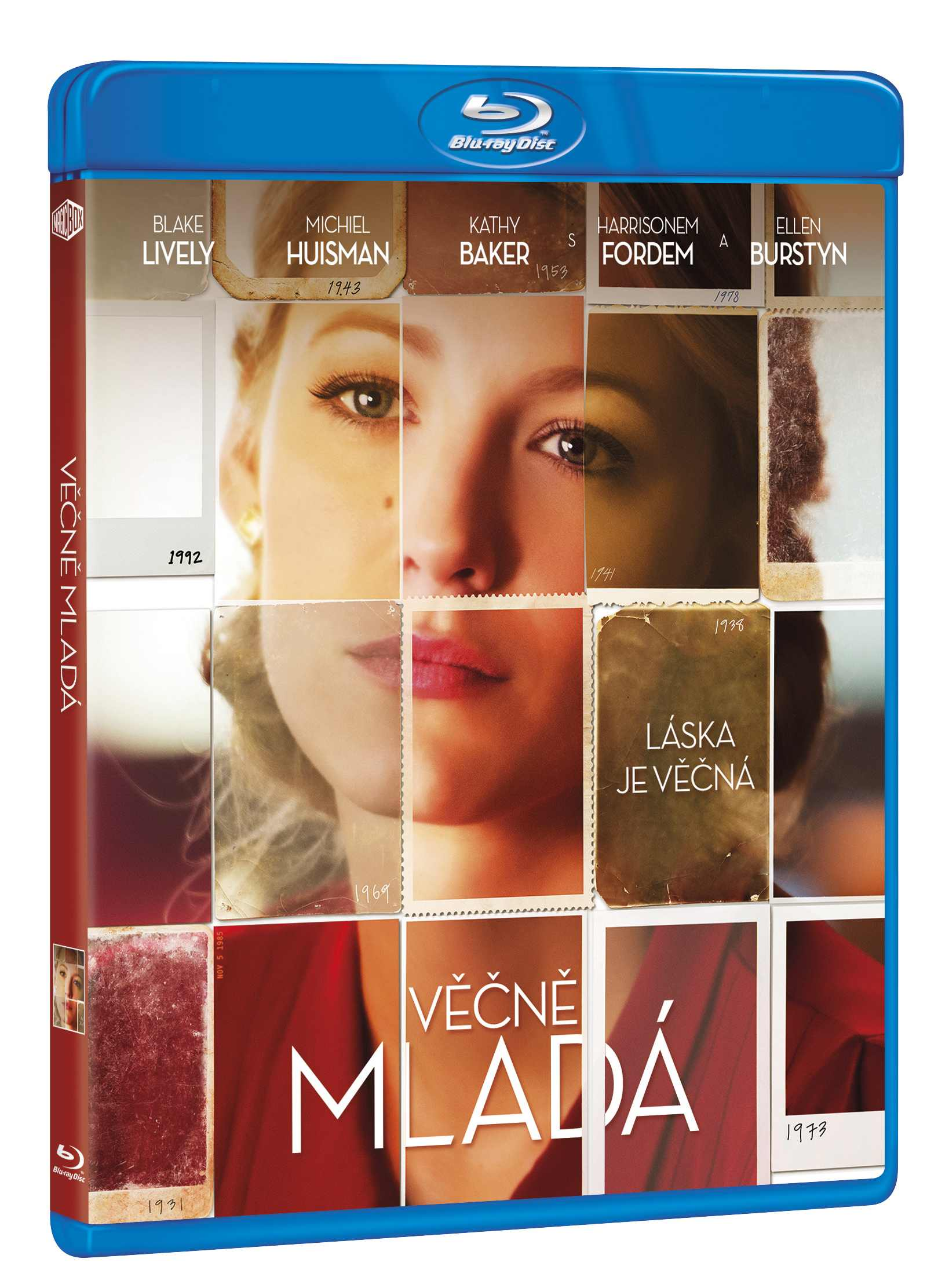 VĚČNĚ MLADÁ - Blu-ray