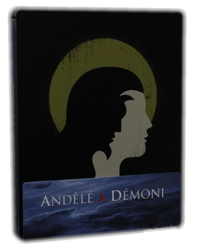 ANDĚLÉ A DÉMONI (POP ART) - Blu-ray STEELBOOK