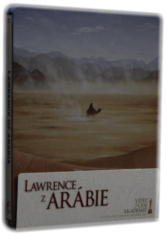 LAWRENCE Z ARÁBIE (POP ART) - Blu-ray STEELBOOK