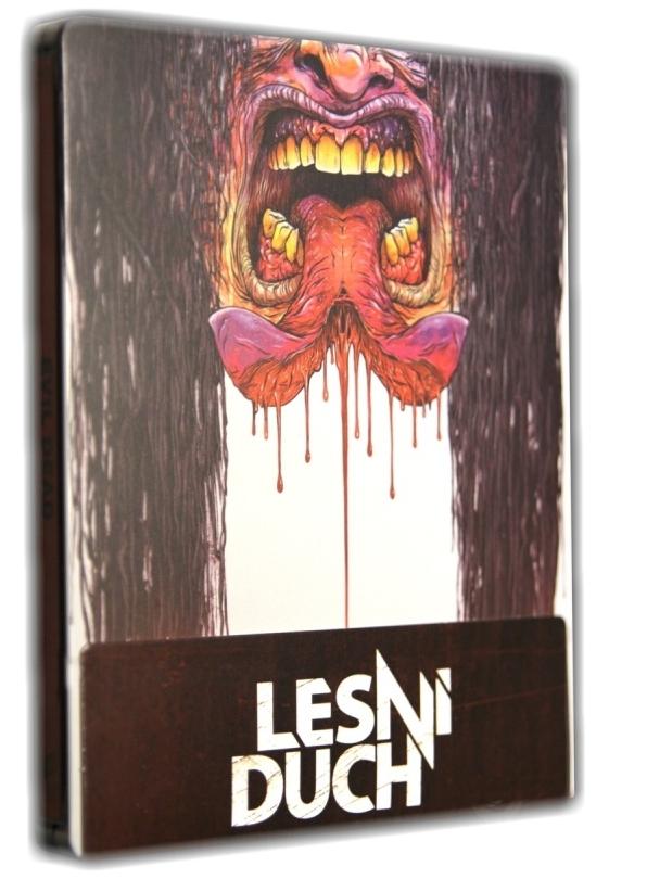 LESNÍ DUCH 2013 (POP ART) - Blu-ray STEELBOOK