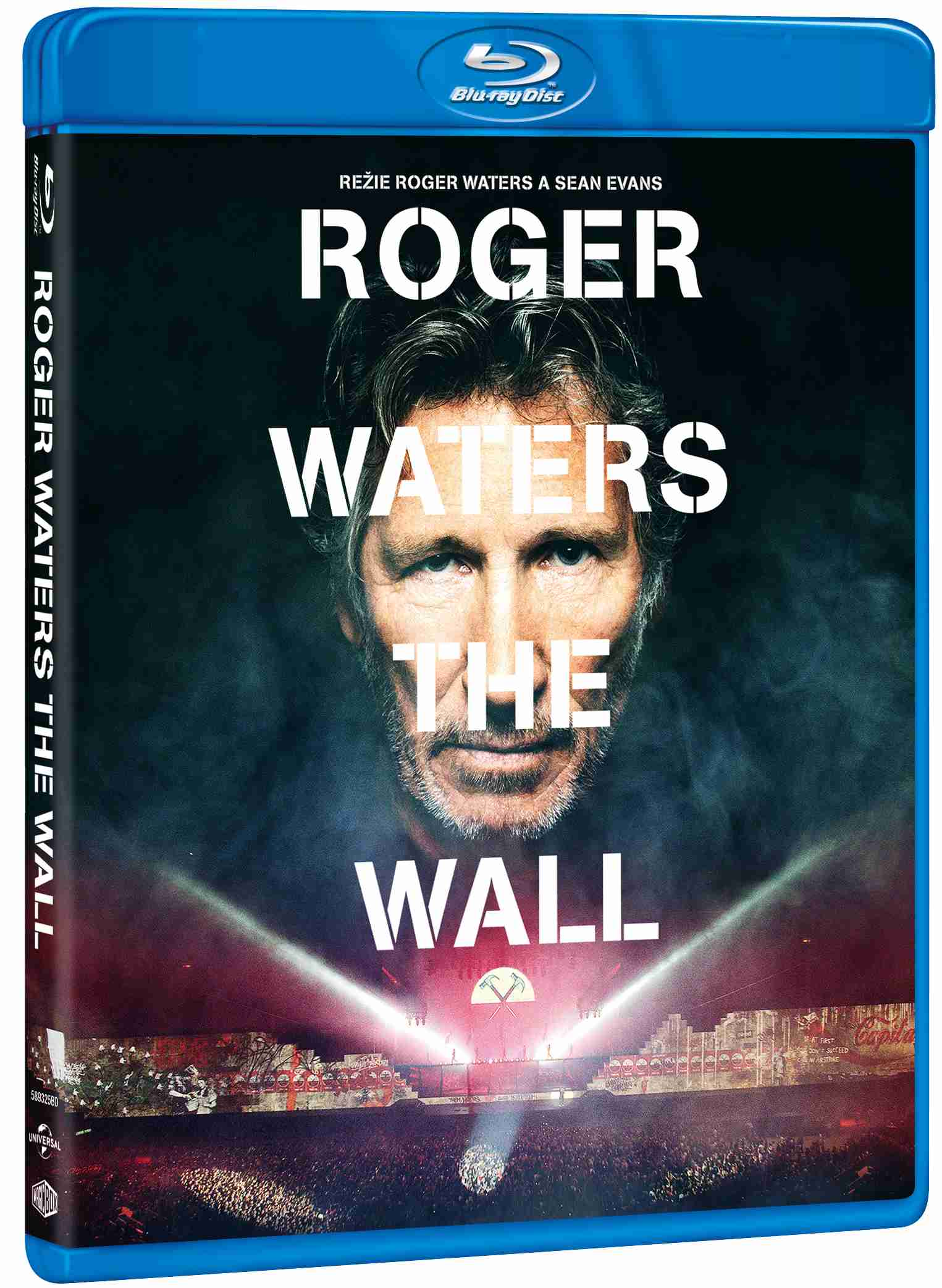 WATERS ROGER - THE WALL - Blu-ray