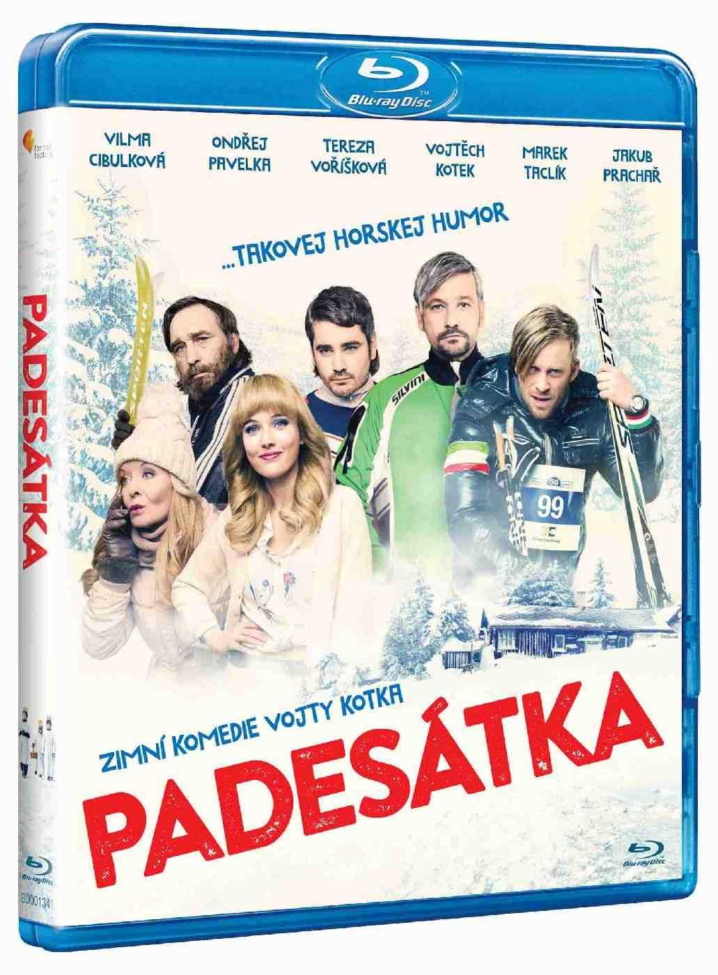 PADESÁTKA - Blu-ray