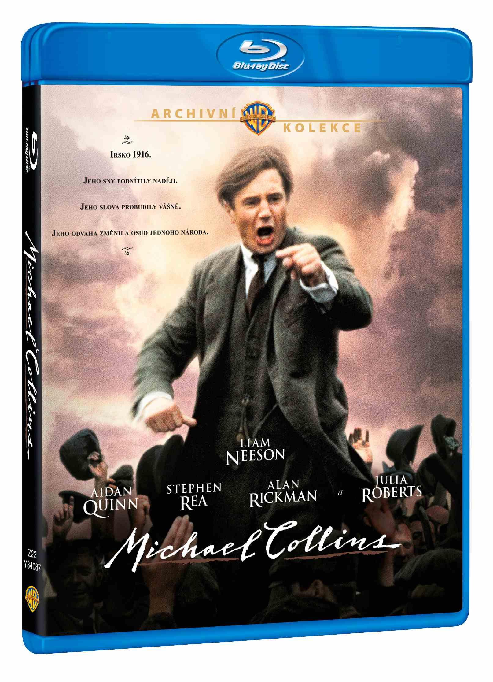 MICHAEL COLLINS - Blu-ray