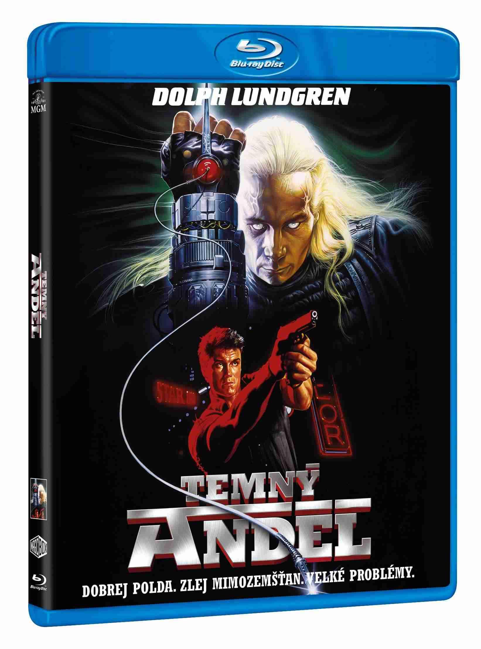 Temný anděl - Blu-ray