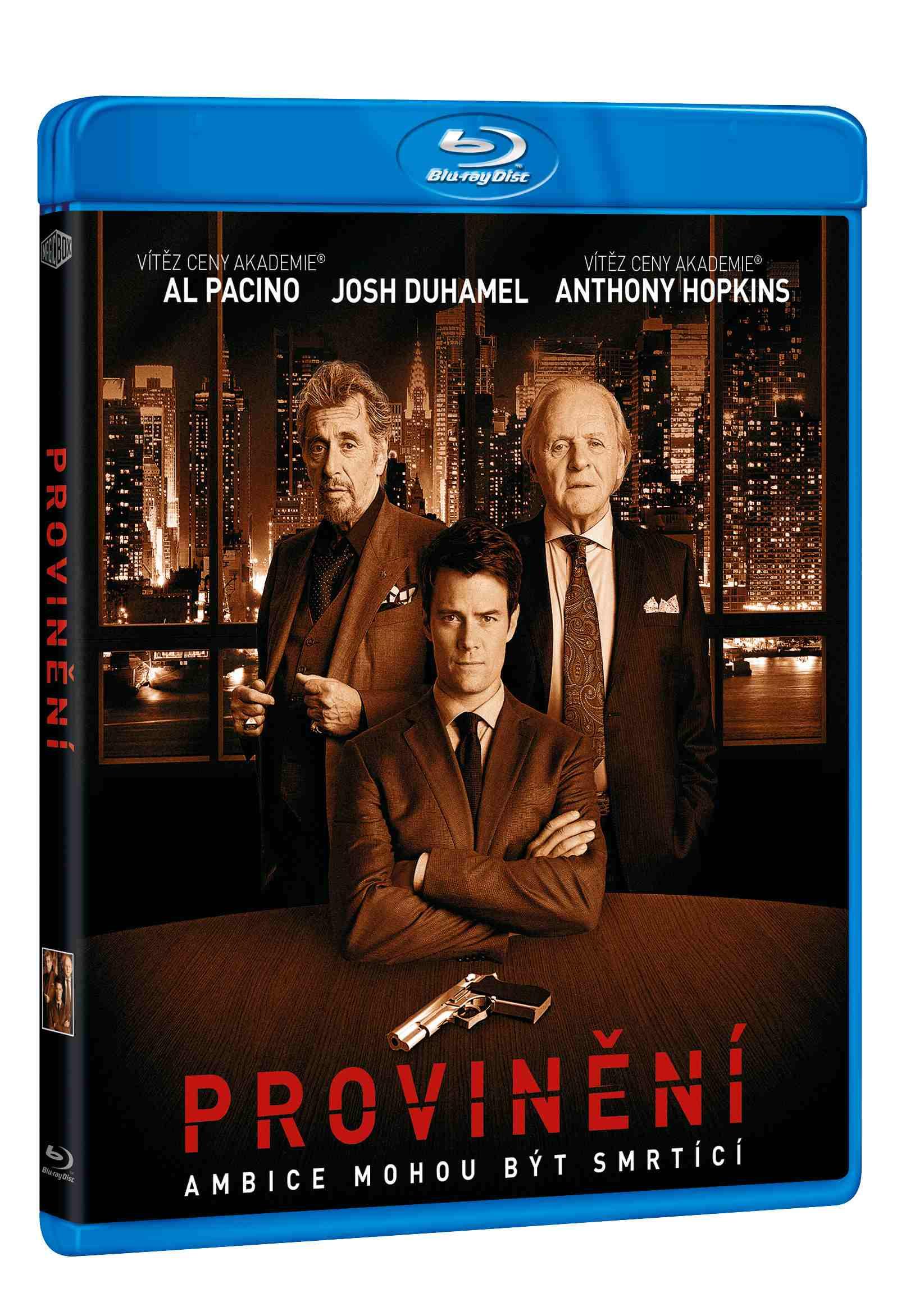 PROVINĚNÍ - Blu-ray