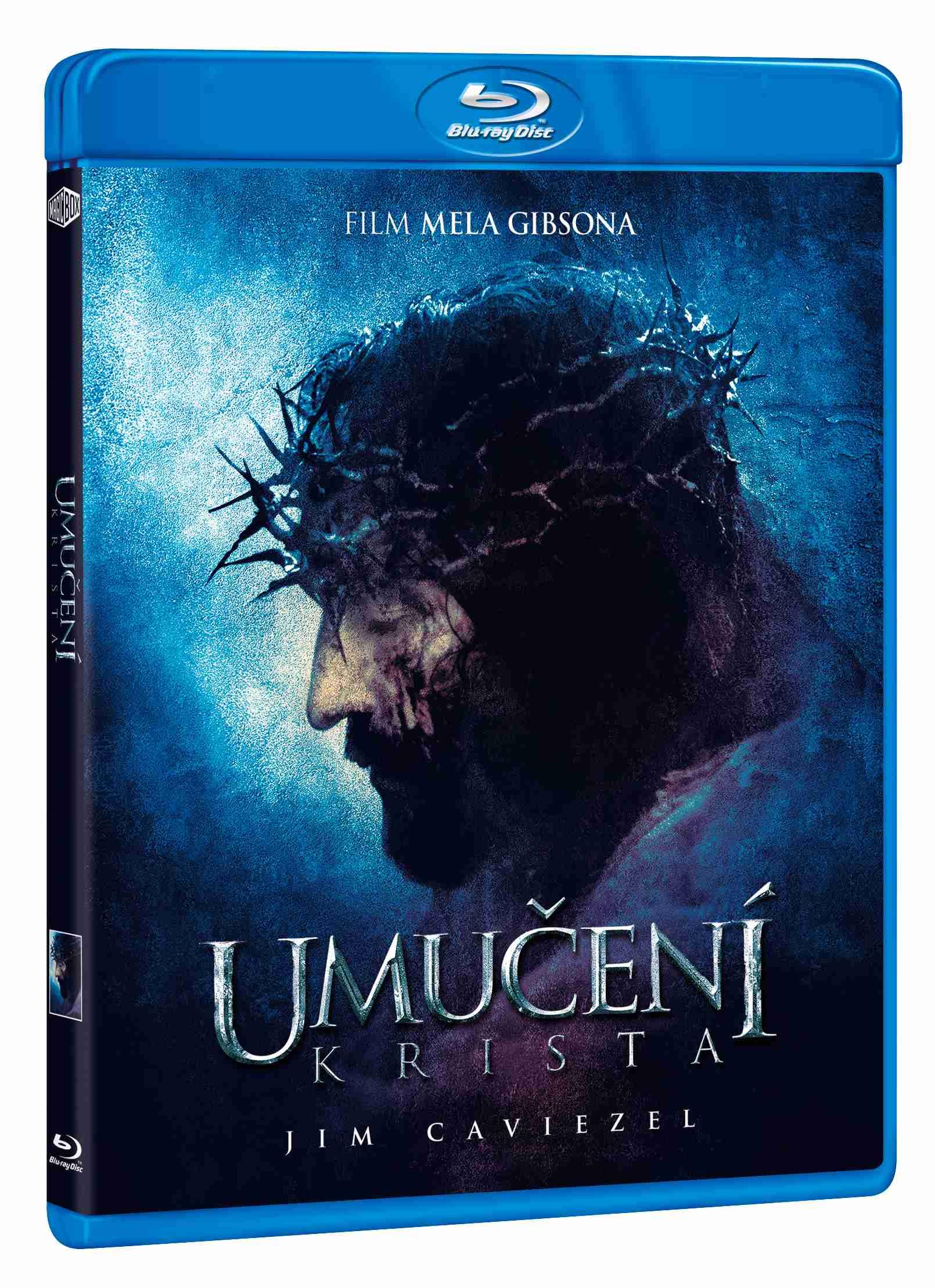 UMUČENÍ KRISTA - Blu-ray