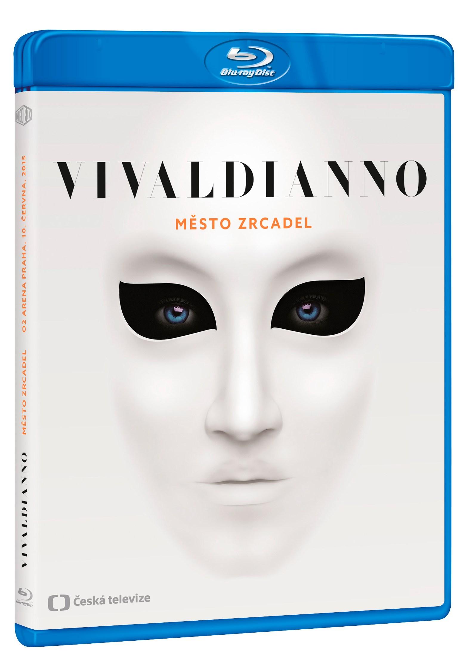 VIVALDIANNO: MĚSTO ZRCADEL - Blu-ray