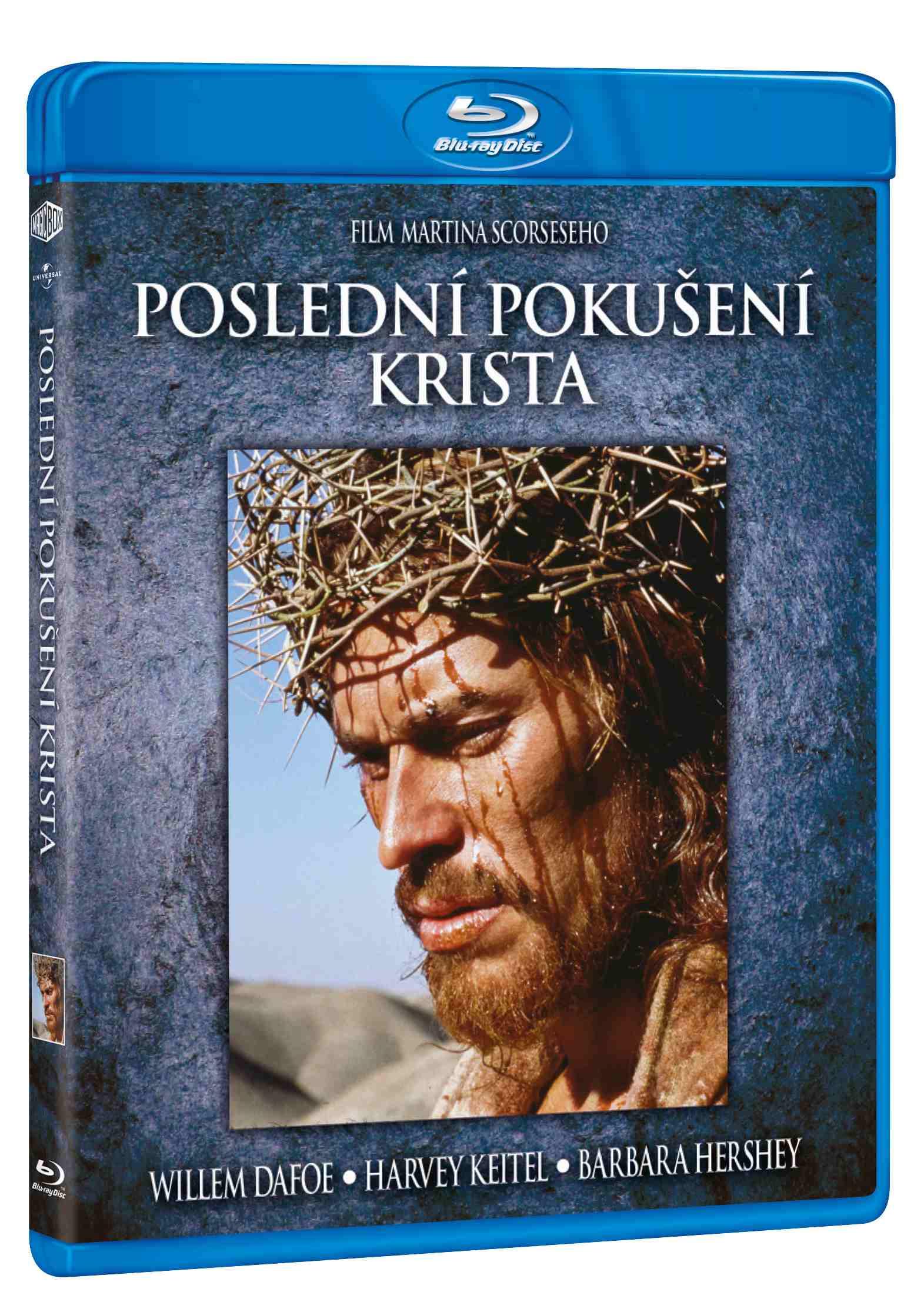 POSLEDNÍ POKUŠENÍ KRISTA - Blu-ray