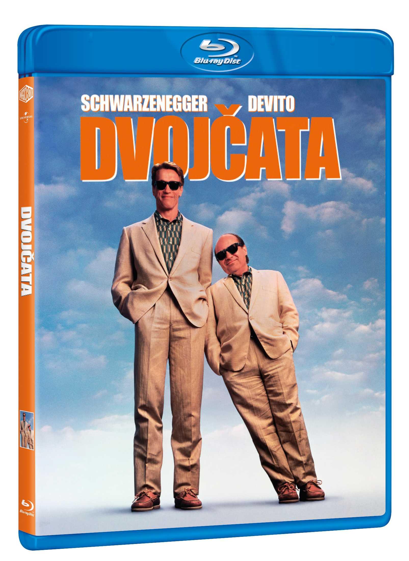 DVOJČATA - Blu-ray