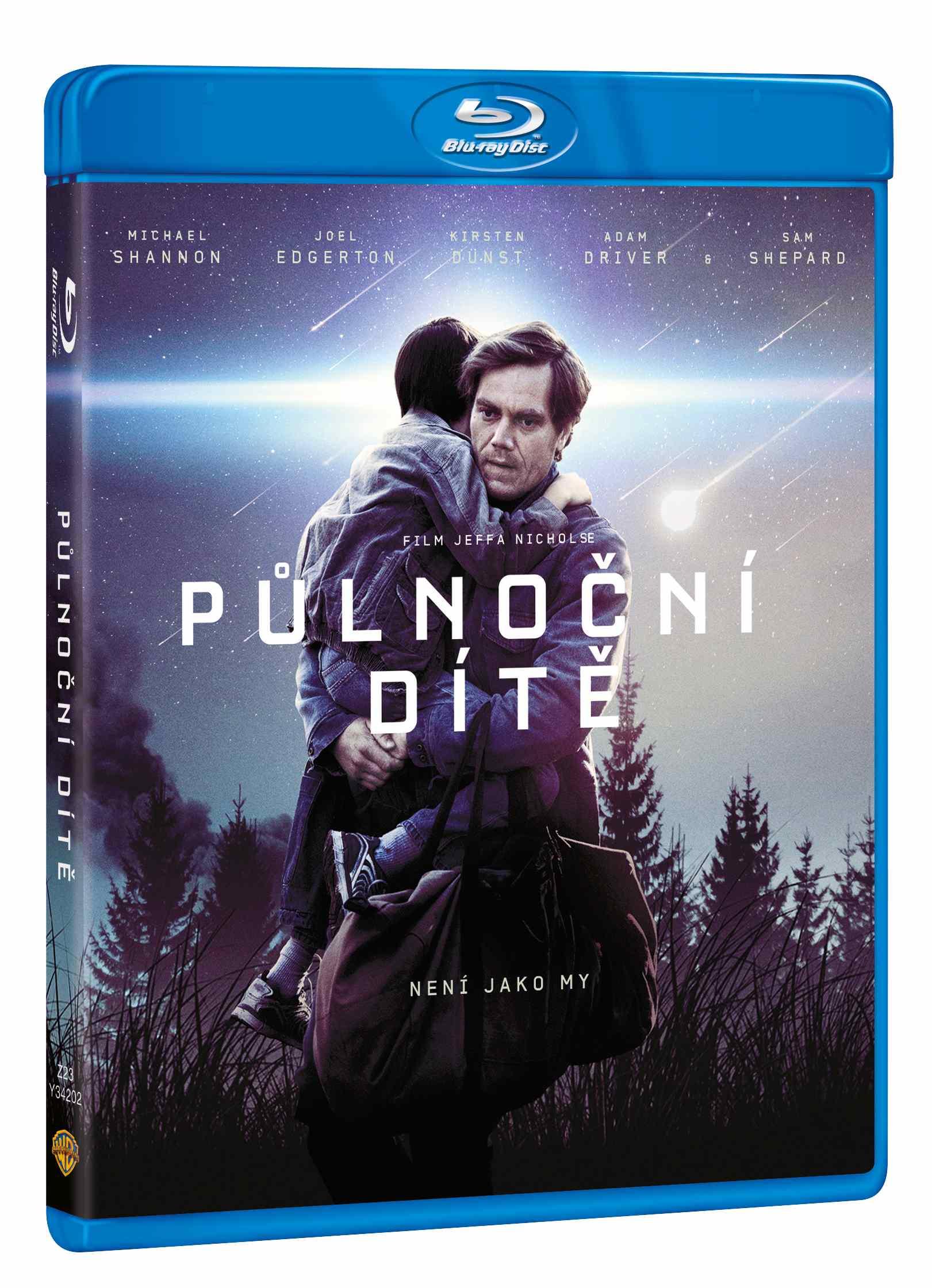 PŮLNOČNÍ DÍTĚ - Blu-ray