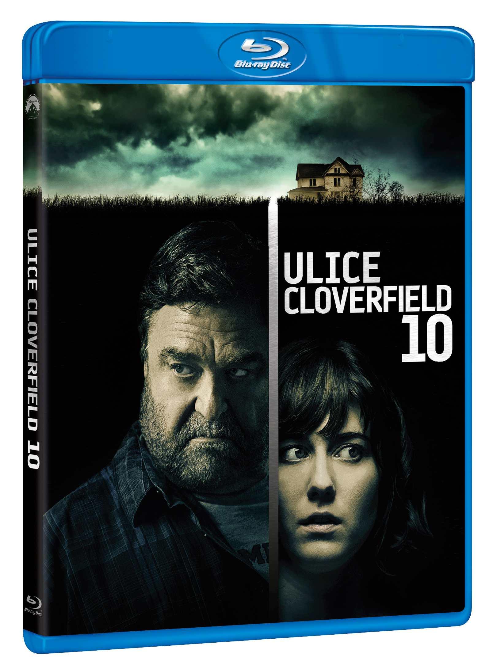 ULICE CLOVERFIELD 10 - Blu-ray
