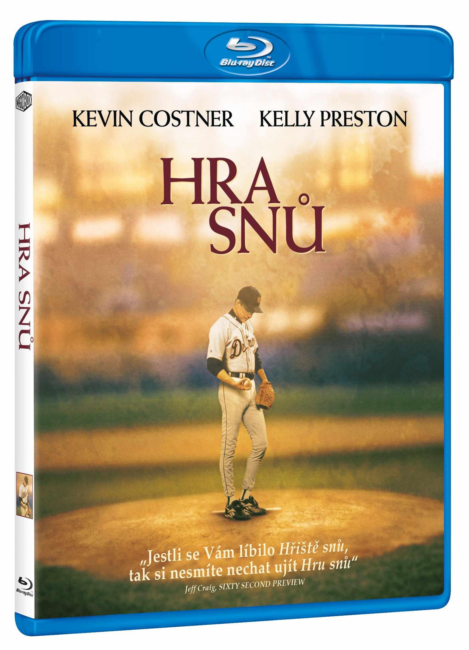 HRA SNŮ - Blu-ray