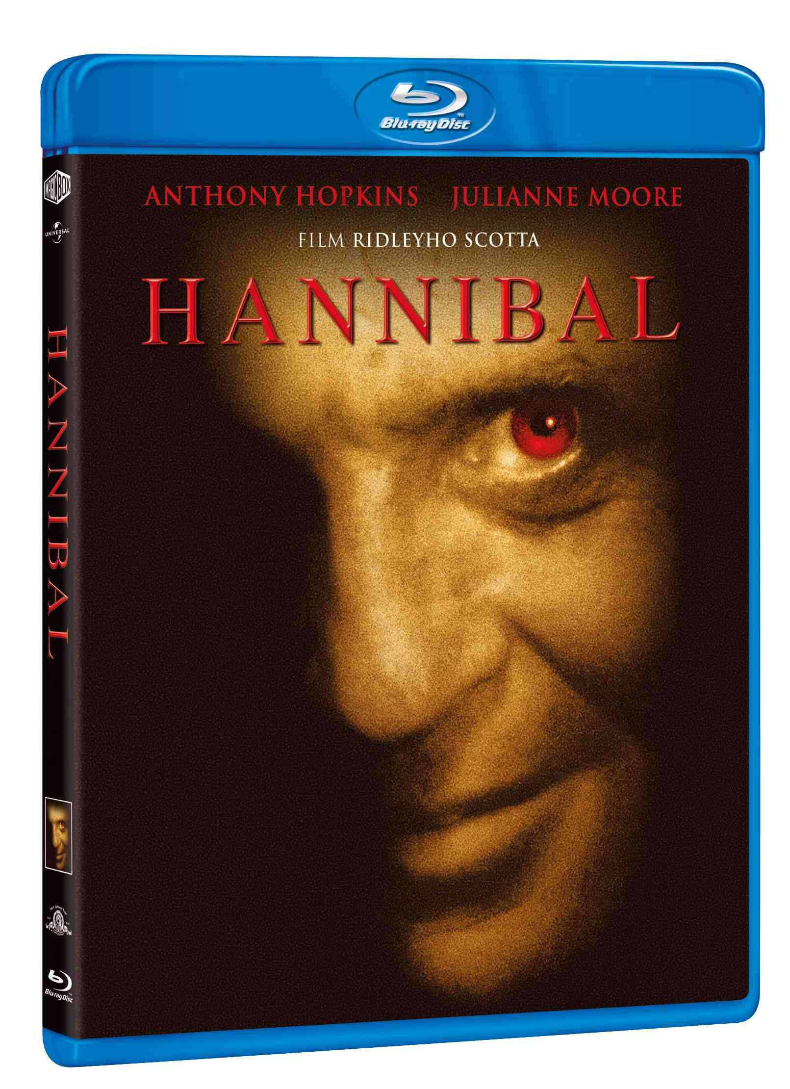 HANNIBAL - Blu-ray