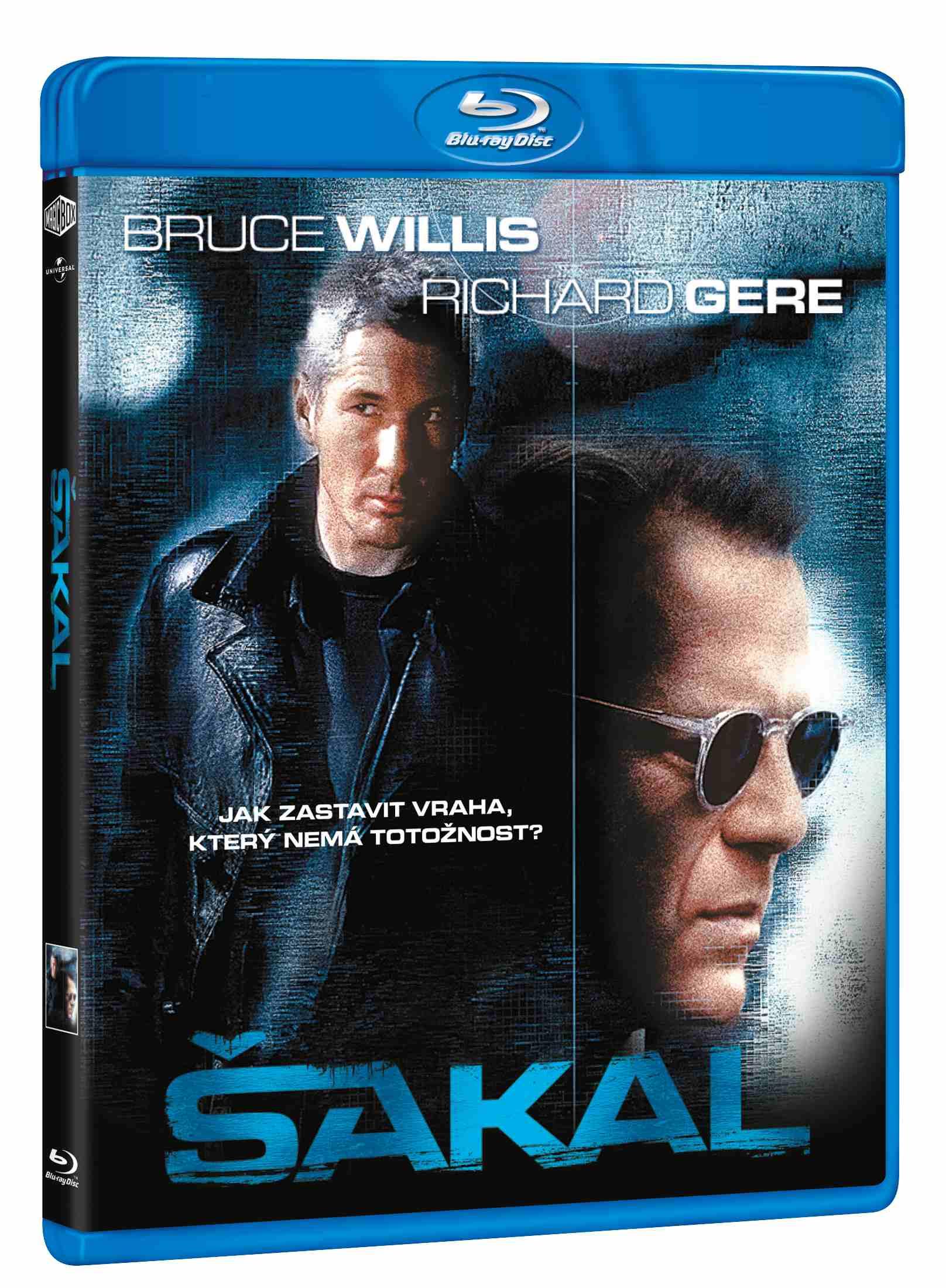 ŠAKAL - Blu-ray