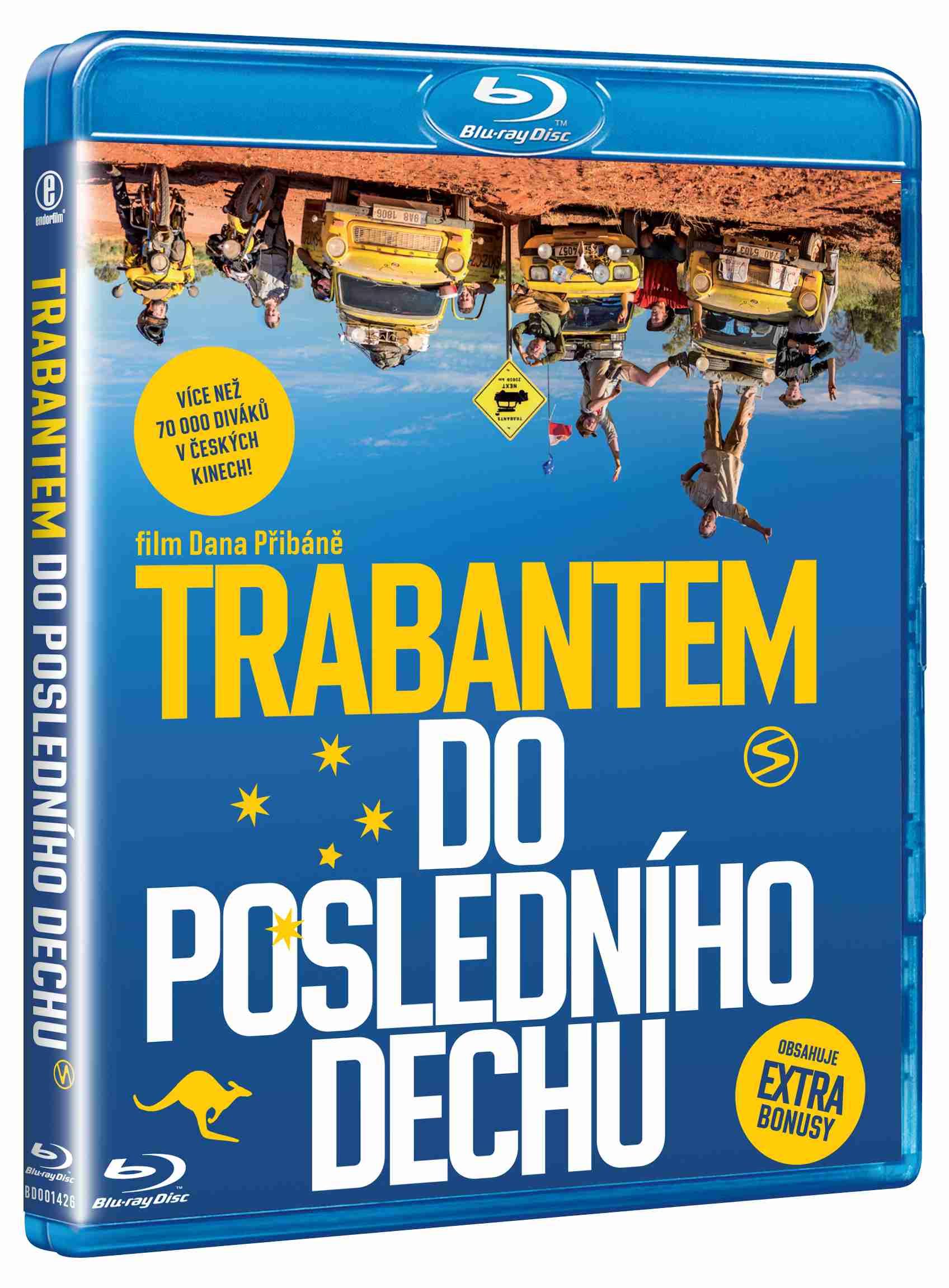 TRABANTEM DO POSLEDNÍHO DECHU - Blu-ray