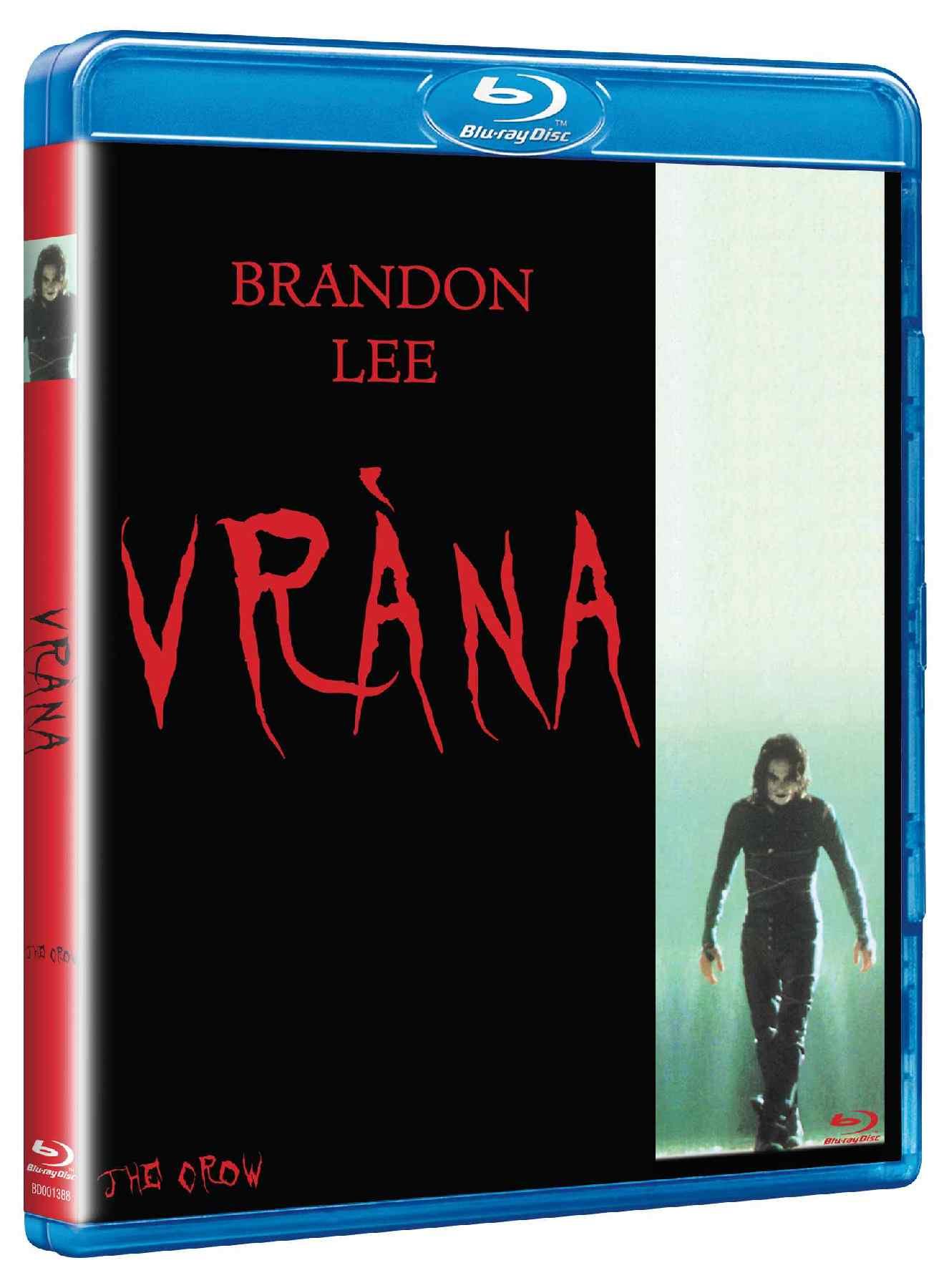 VRÁNA - Blu-ray