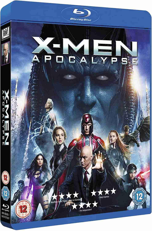 X-MEN: APOKALYPSA - Blu-ray