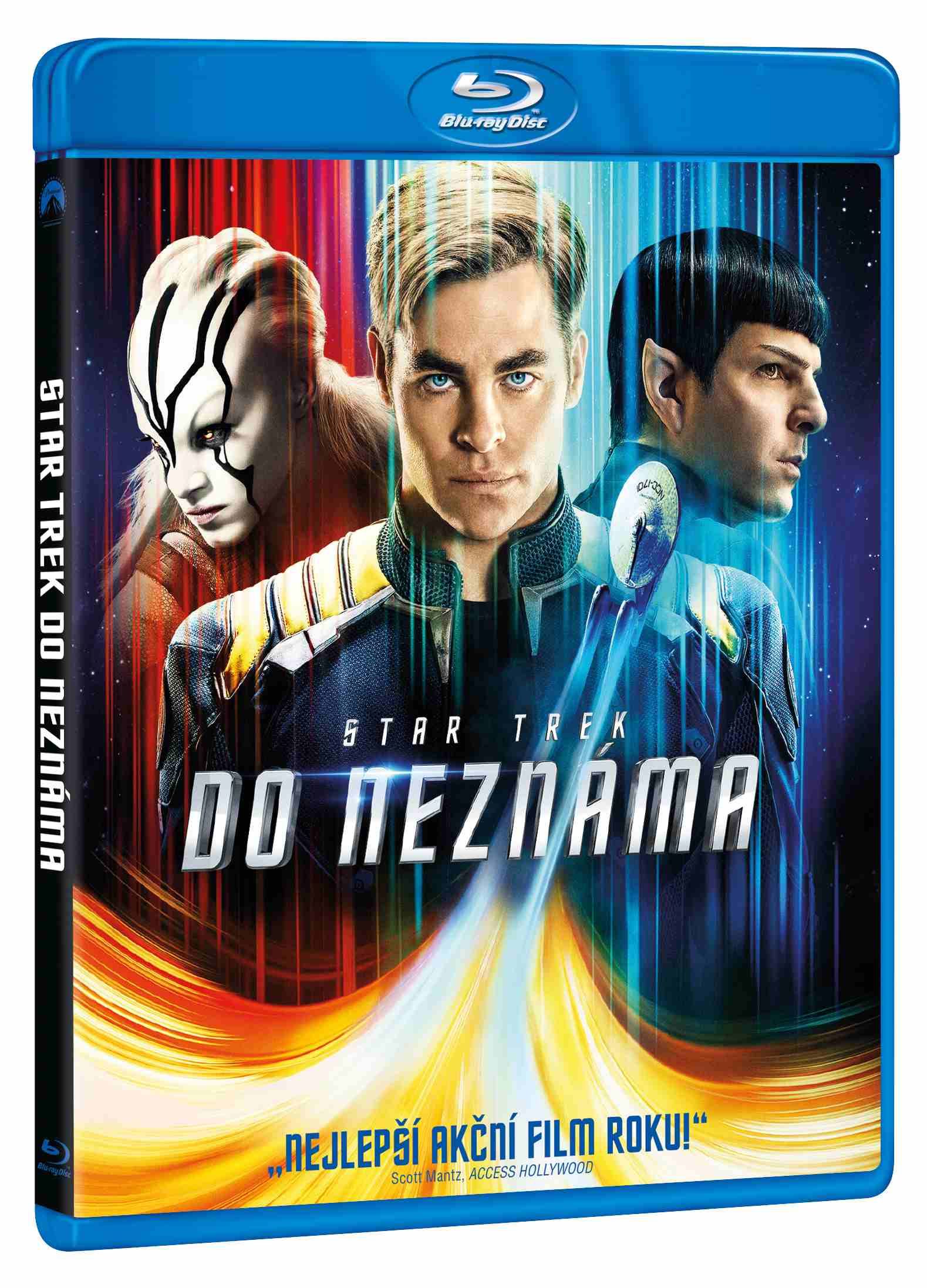 STAR TREK: DO NEZNÁMA - Blu-ray