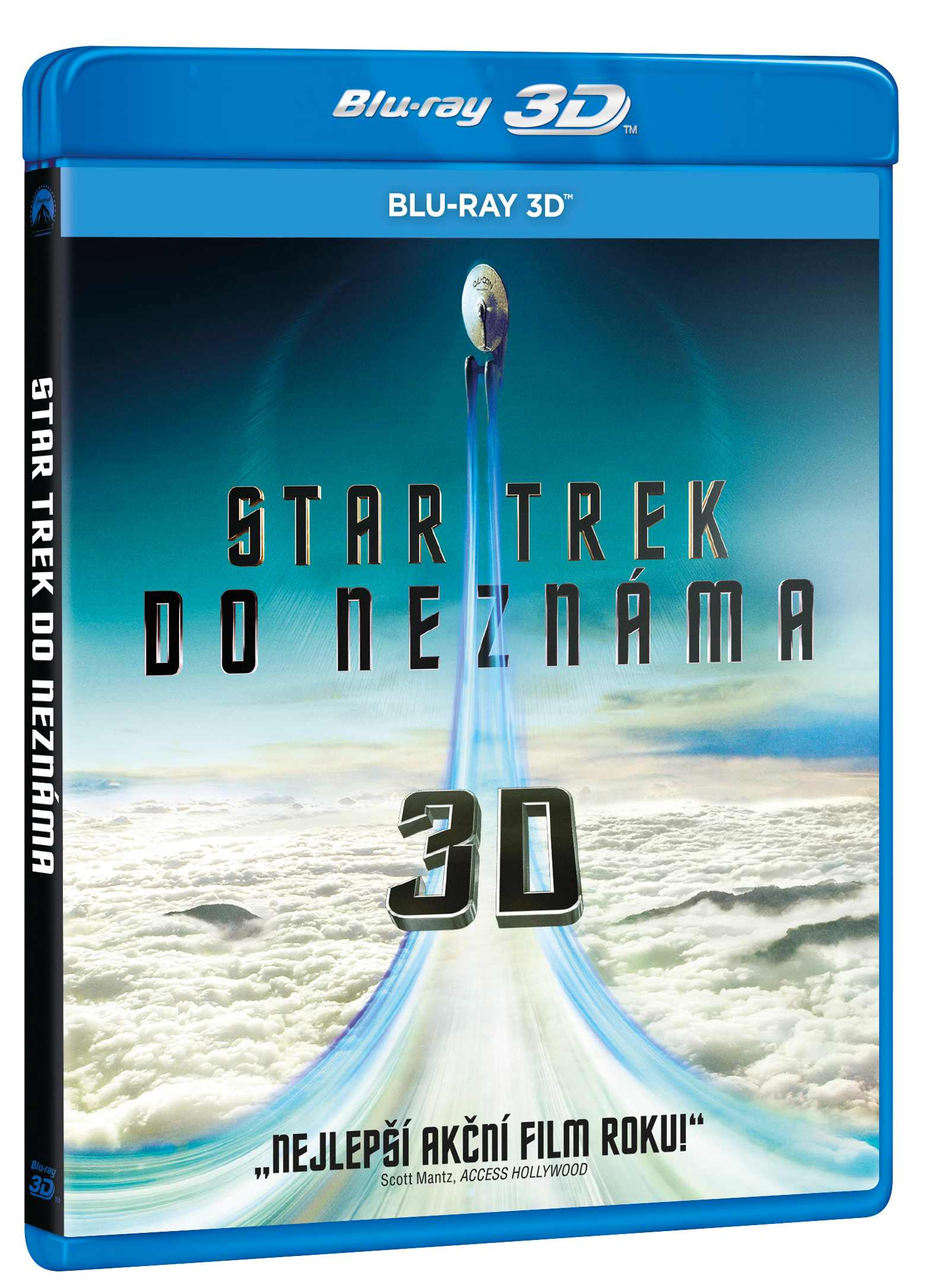 STAR TREK: DO NEZNÁMA - Blu-ray 3D
