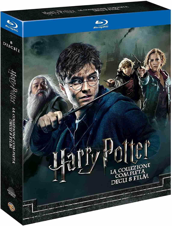 HARRY POTTER A KÁMEN MUDRCŮ - Blu-ray + DVD bonus STEELBOOK
