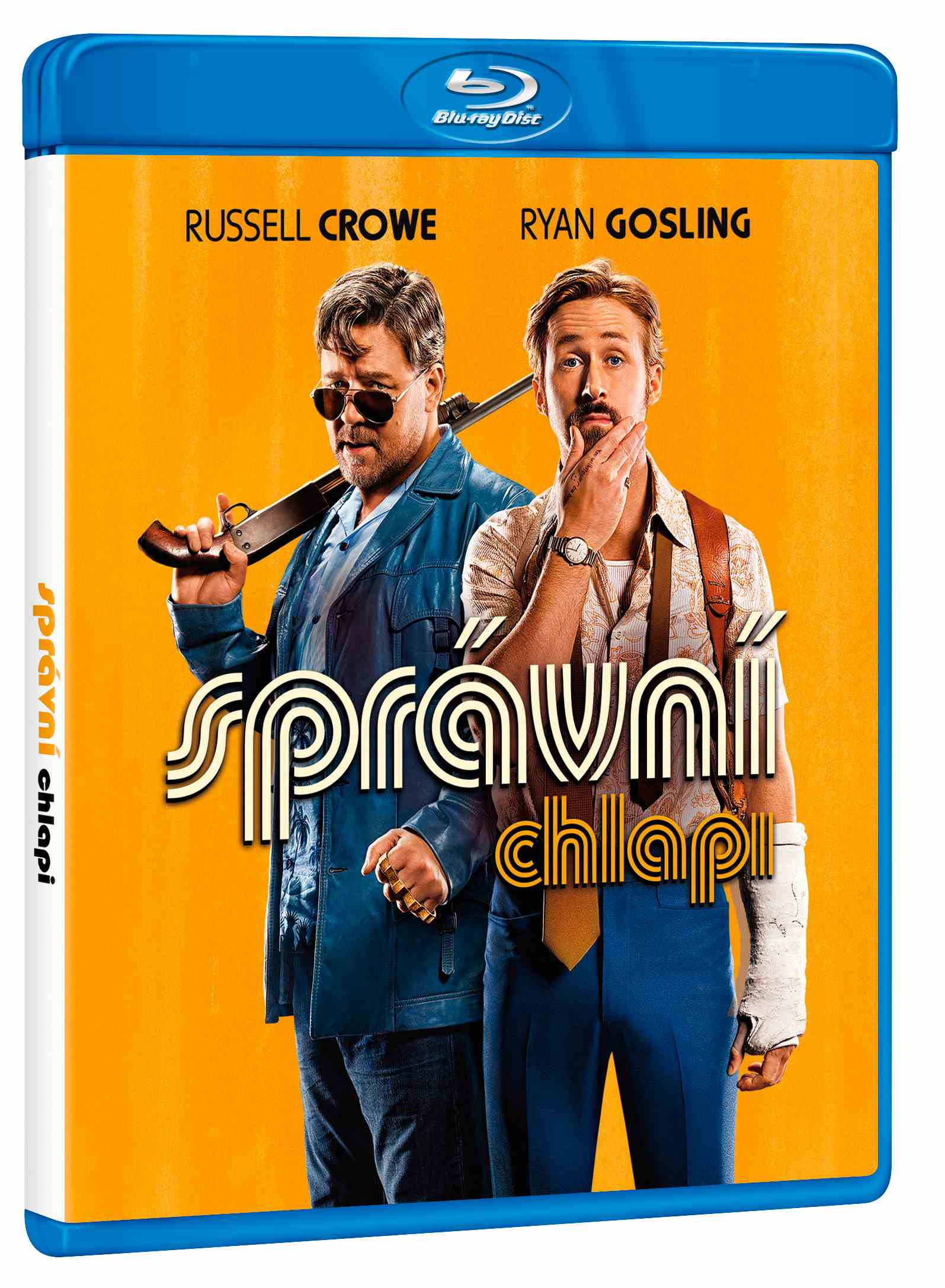 SPRÁVNÍ CHLAPI - Blu-ray
