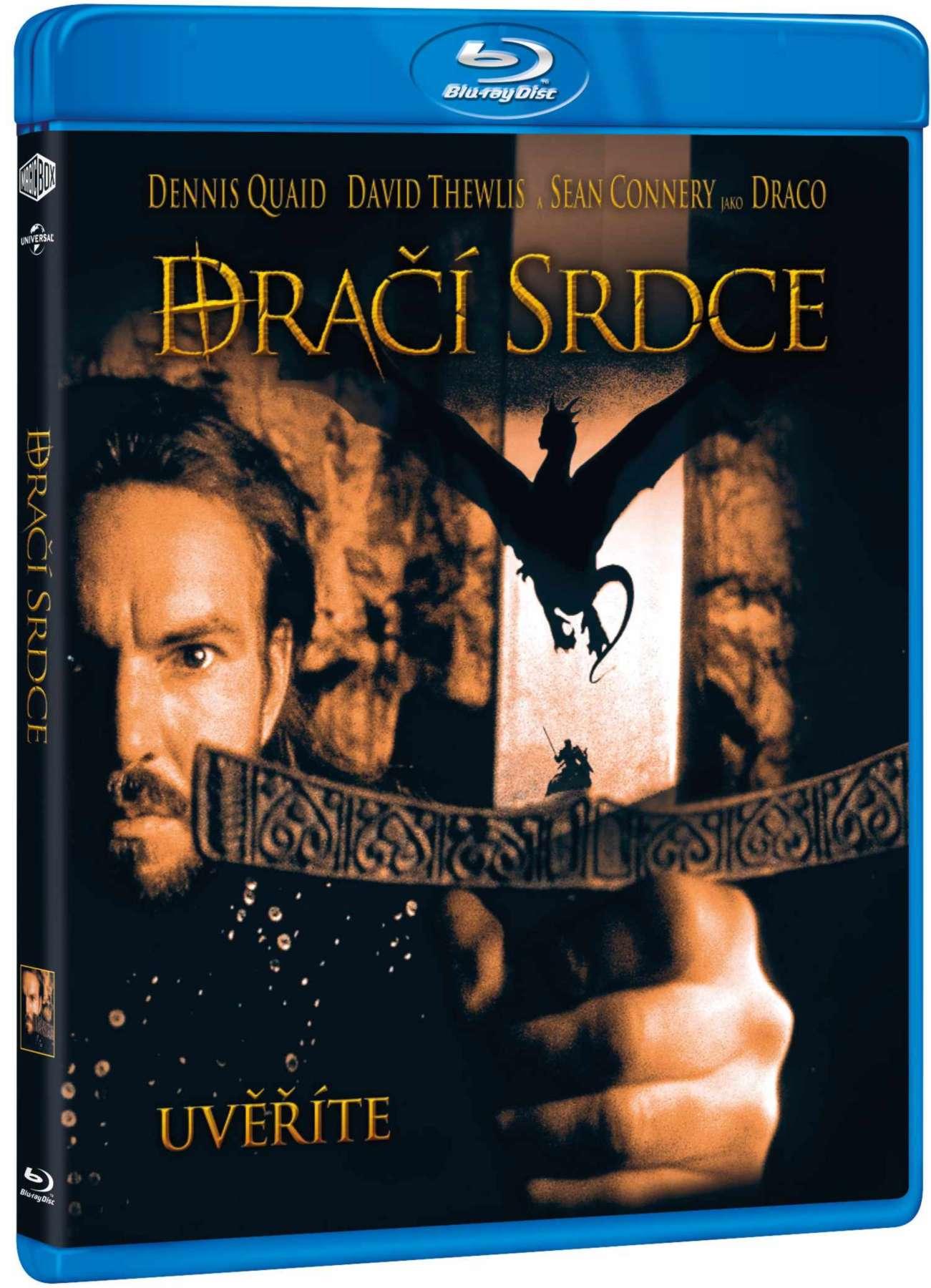 DRAČÍ SRDCE - Blu-ray