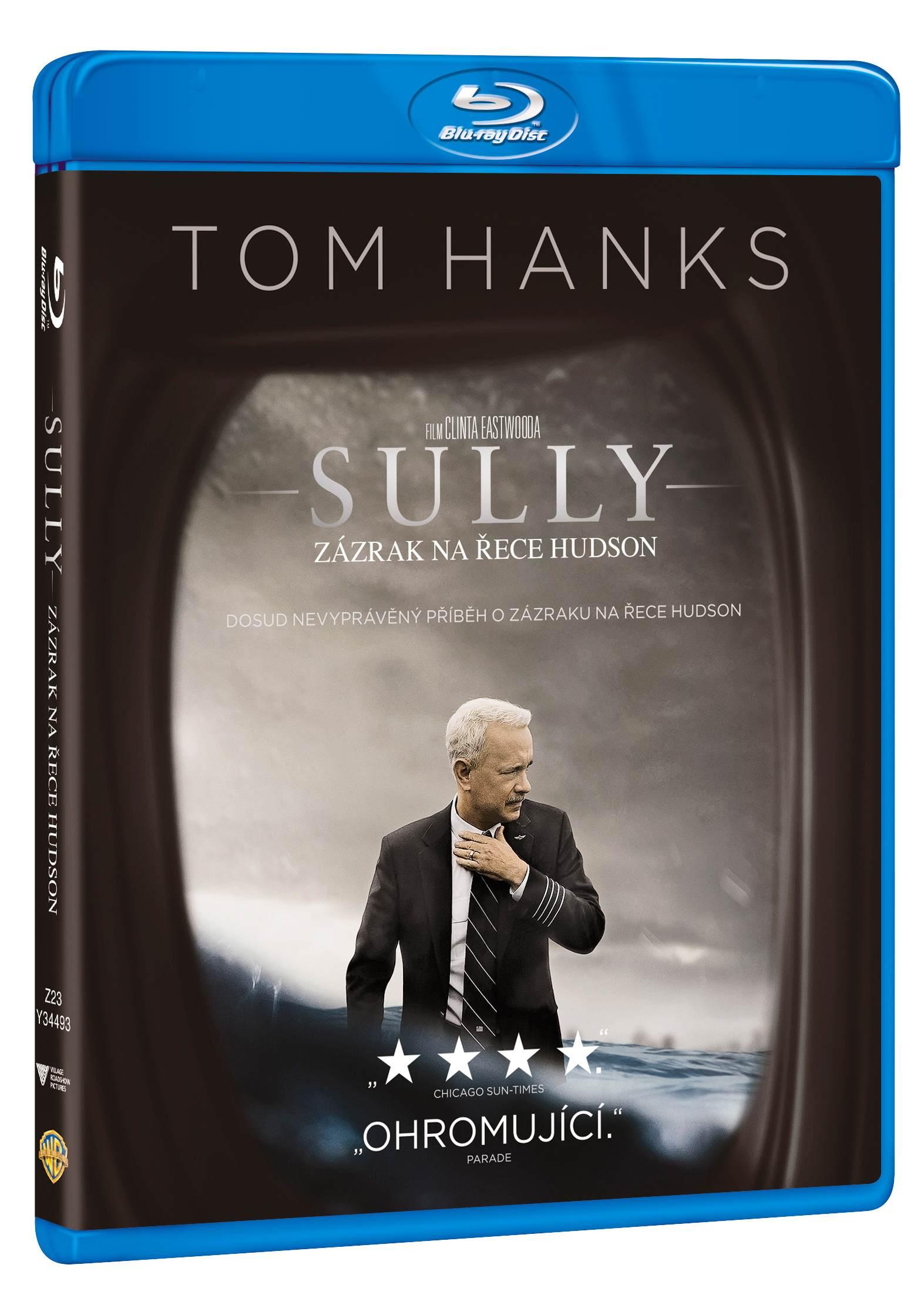 SULLY: ZÁZRAK NA ŘECE HUDSON - Blu-ray