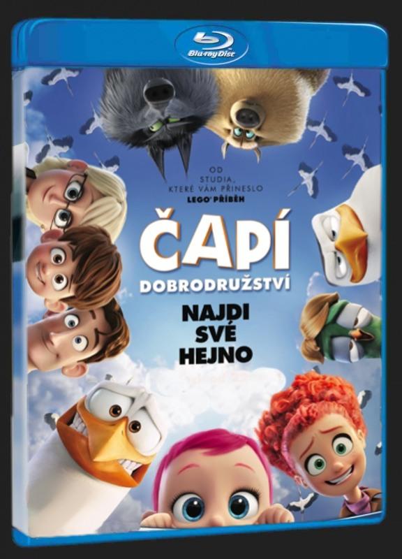 ČAPÍ DOBRODRUŽSTVÍ - Blu-ray