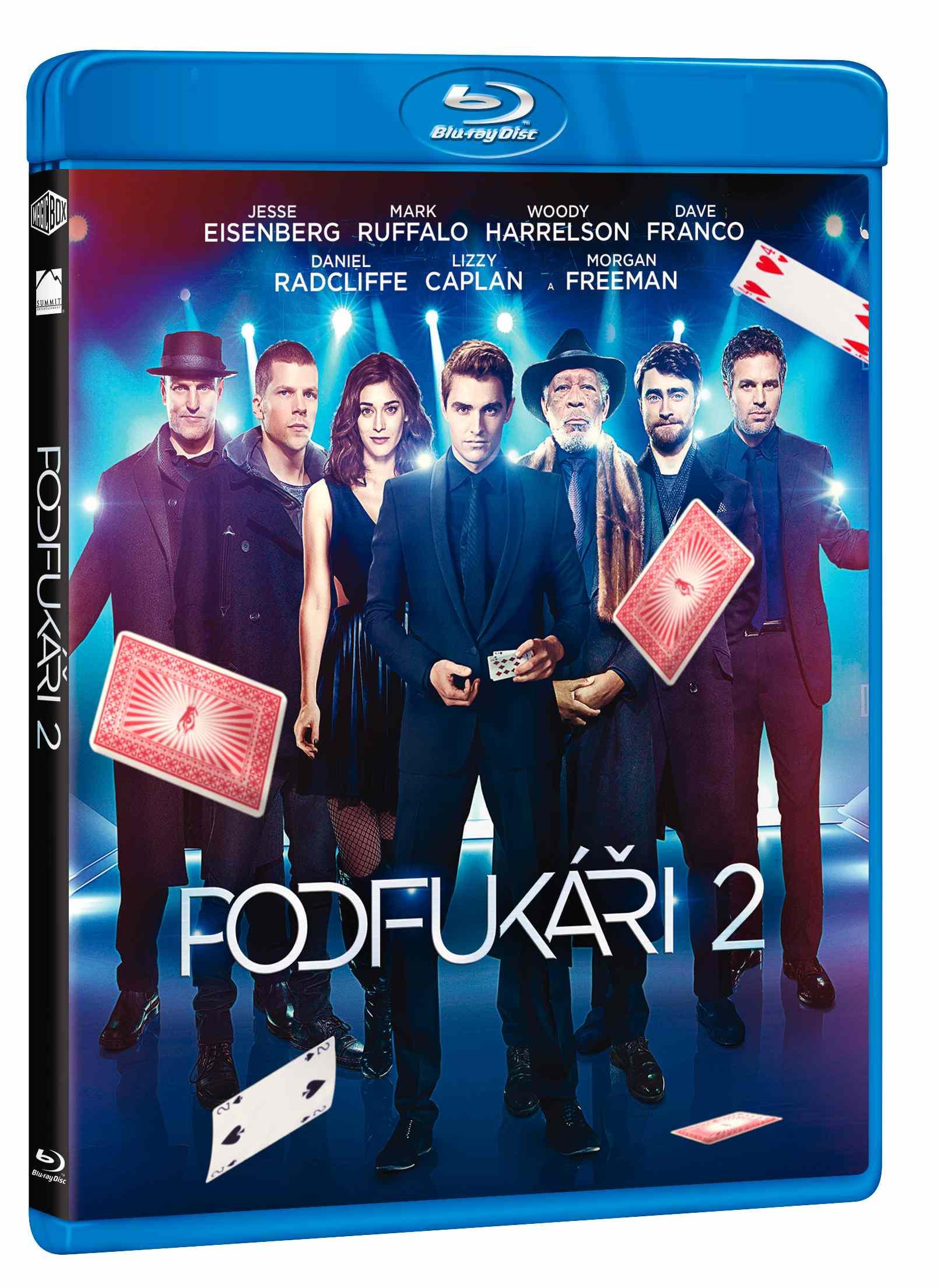 PODFUKÁŘI 2 - Blu-ray