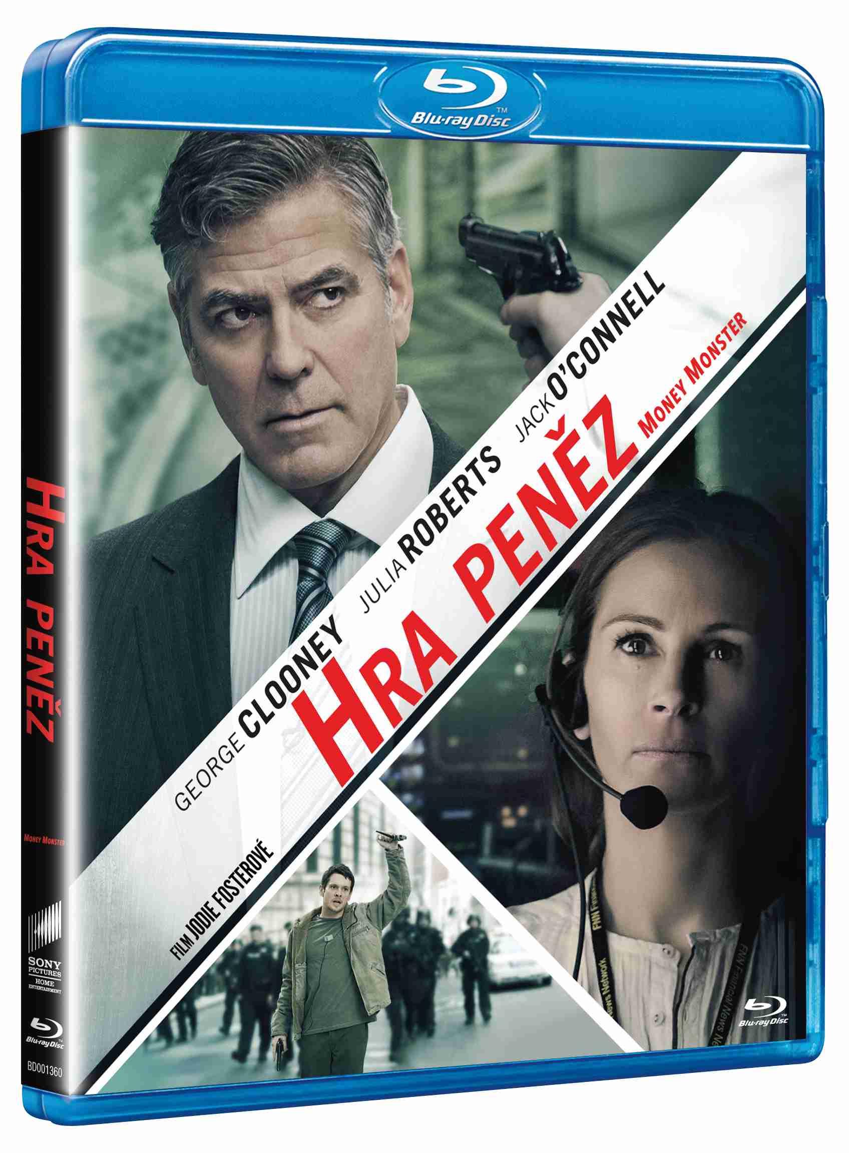 HRA PENĚZ - Blu-ray