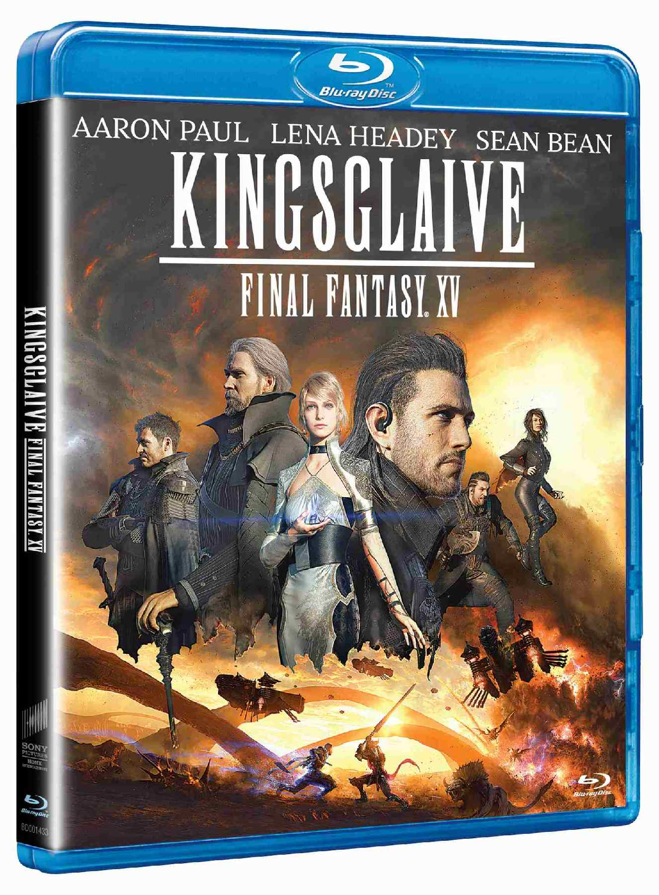 KINGSGLAIVE: FINAL FANTASY XV - Blu-ray