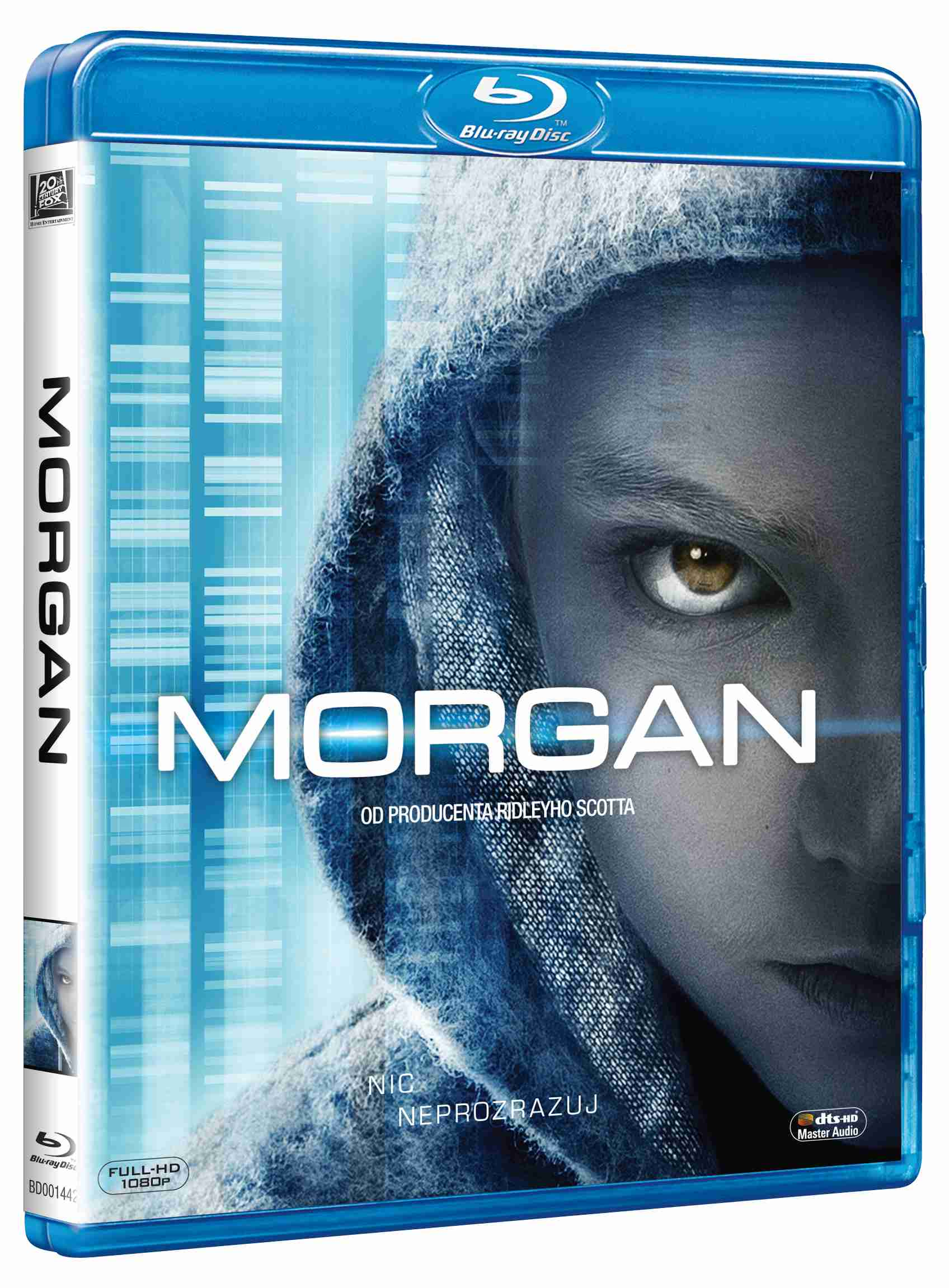 MORGAN - Blu-ray