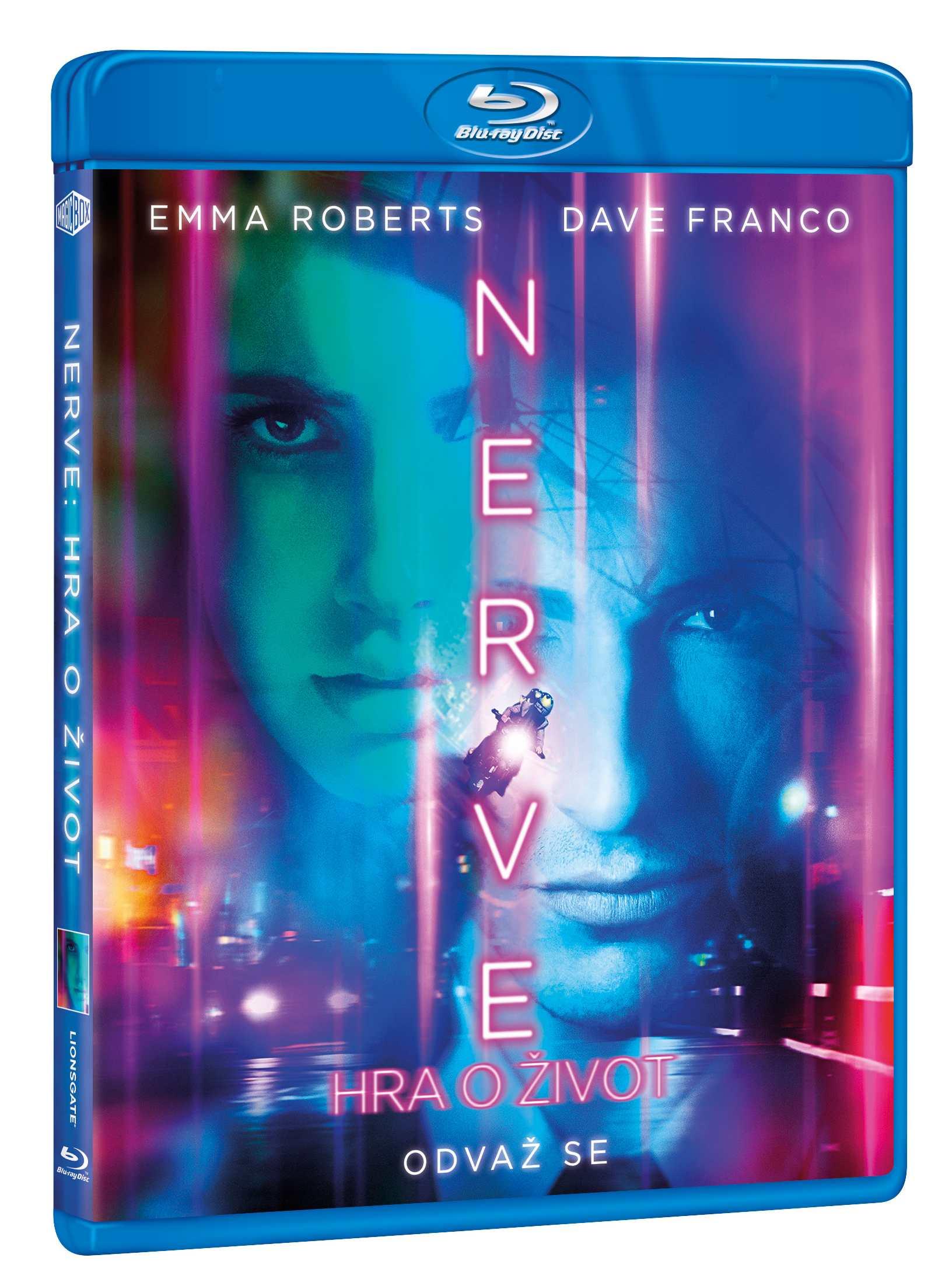NERVE: HRA O ŽIVOT - Blu-ray