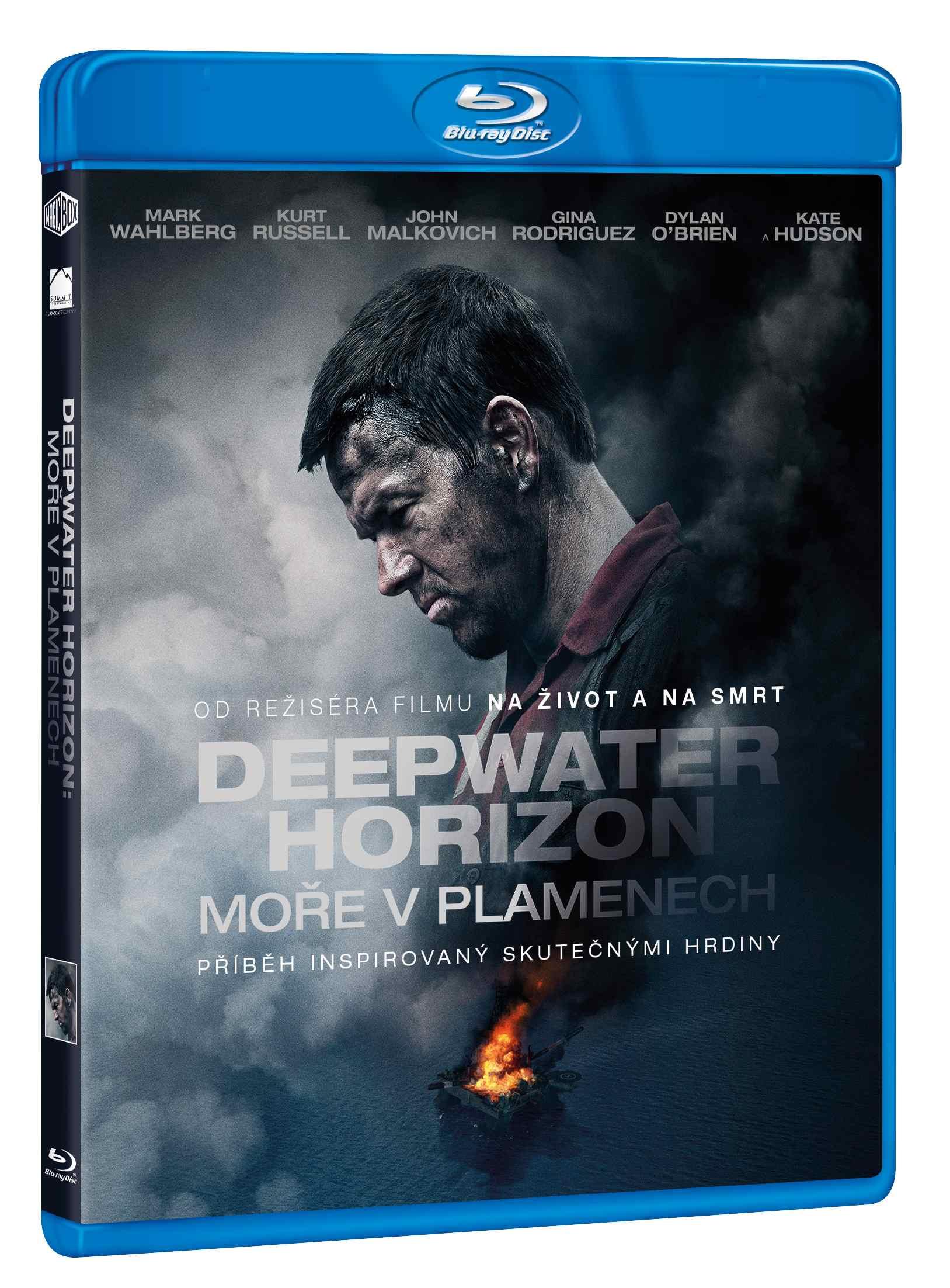 DEEPWATER HORIZON: MOŘE V PLAMENECH - Blu-ray