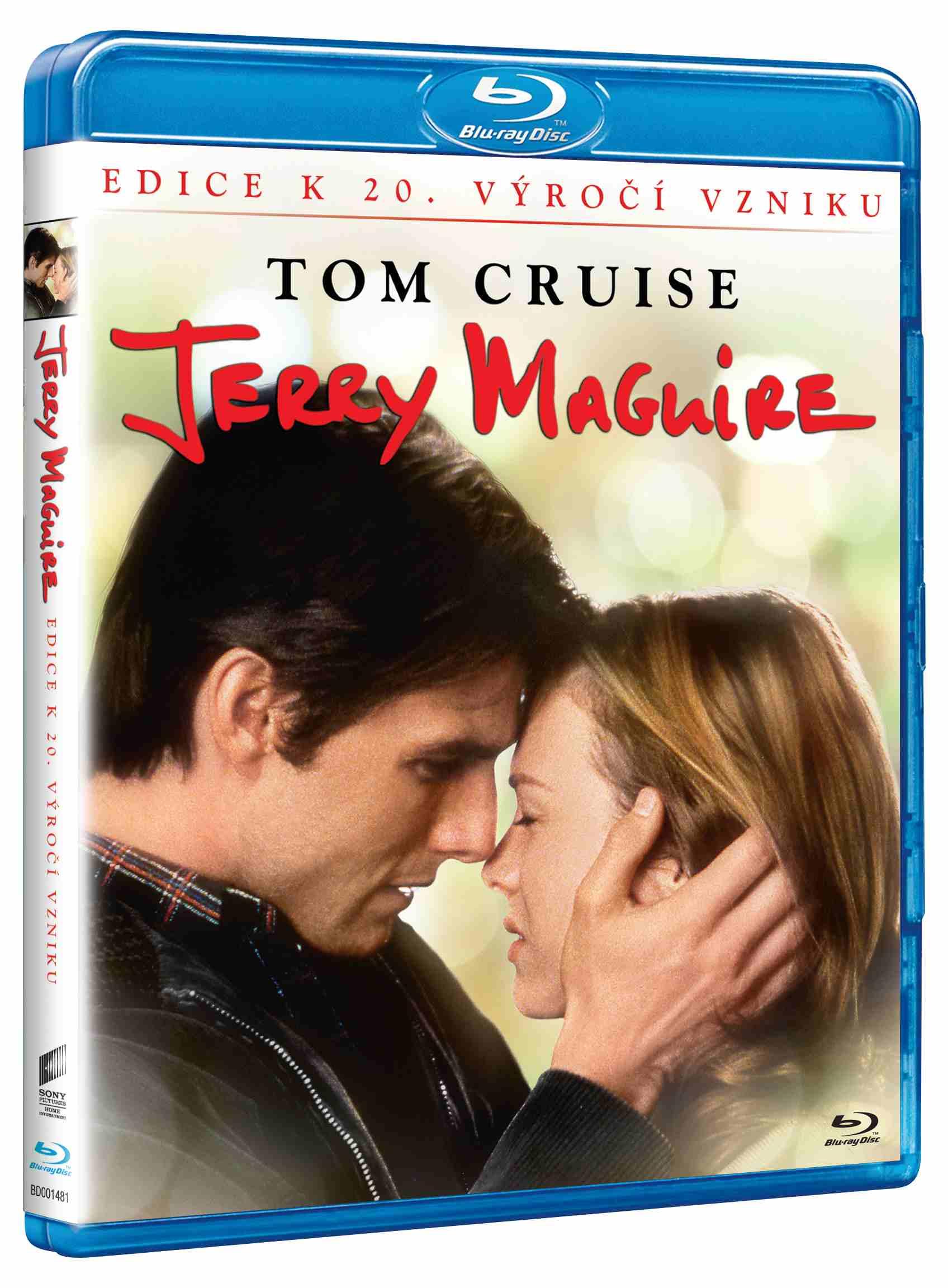 JERRY MAGUIRE (Edice k 20. výročí) - Blu-ray