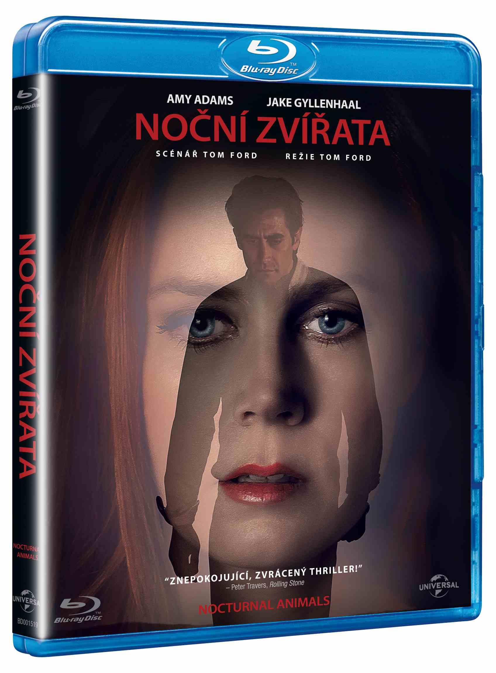 NOČNÍ ZVÍŘATA - Blu-ray