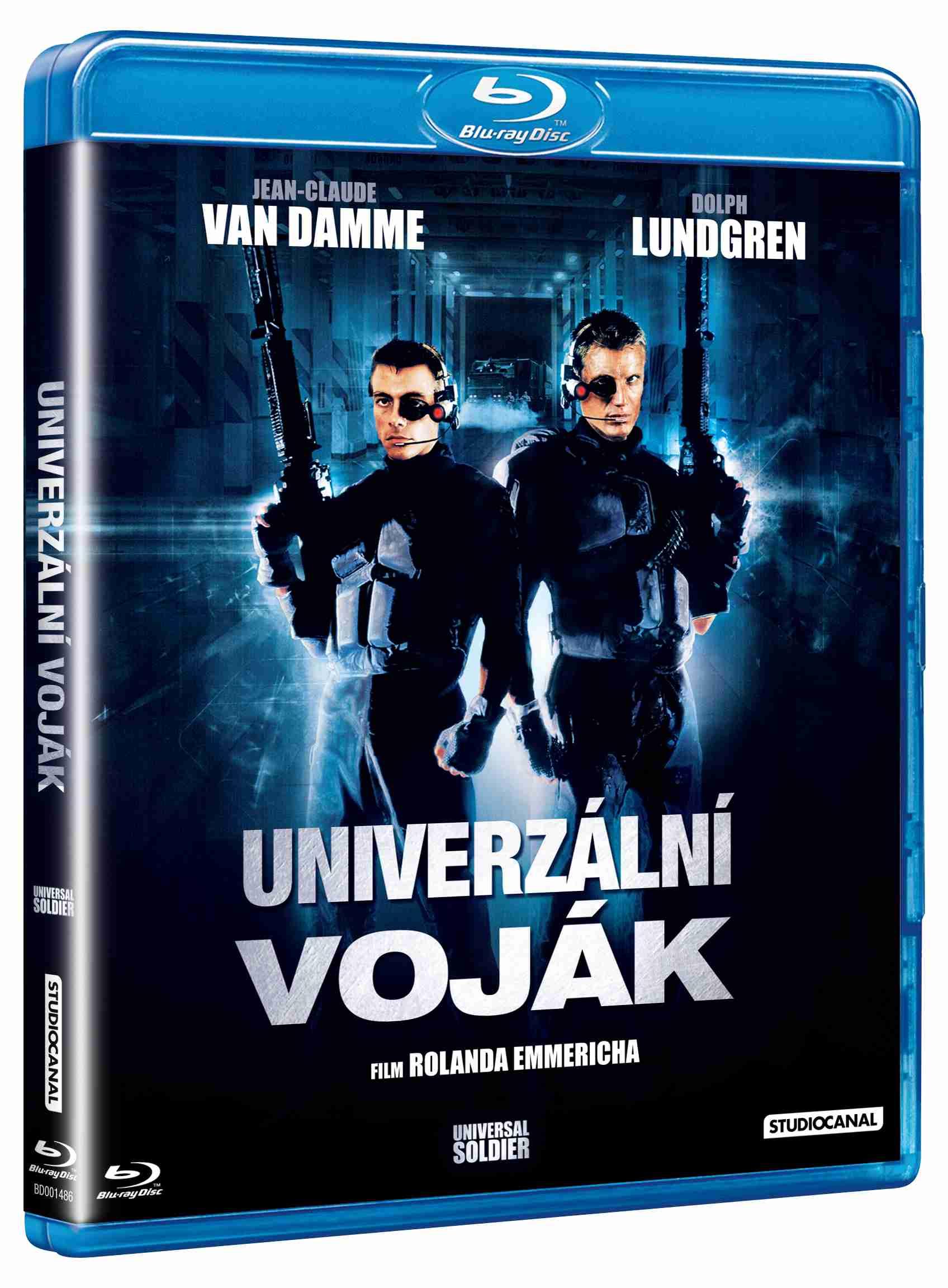 UNIVERZÁLNÍ VOJÁK - Blu-ray