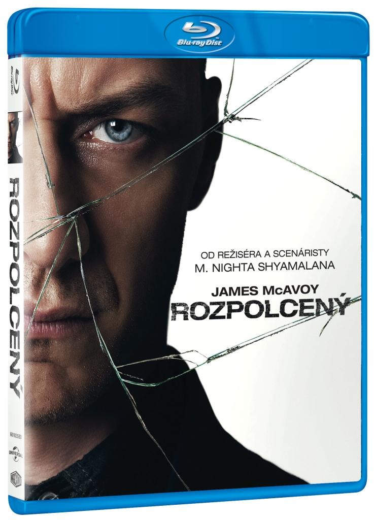 ROZPOLCENÝ - Blu-ray