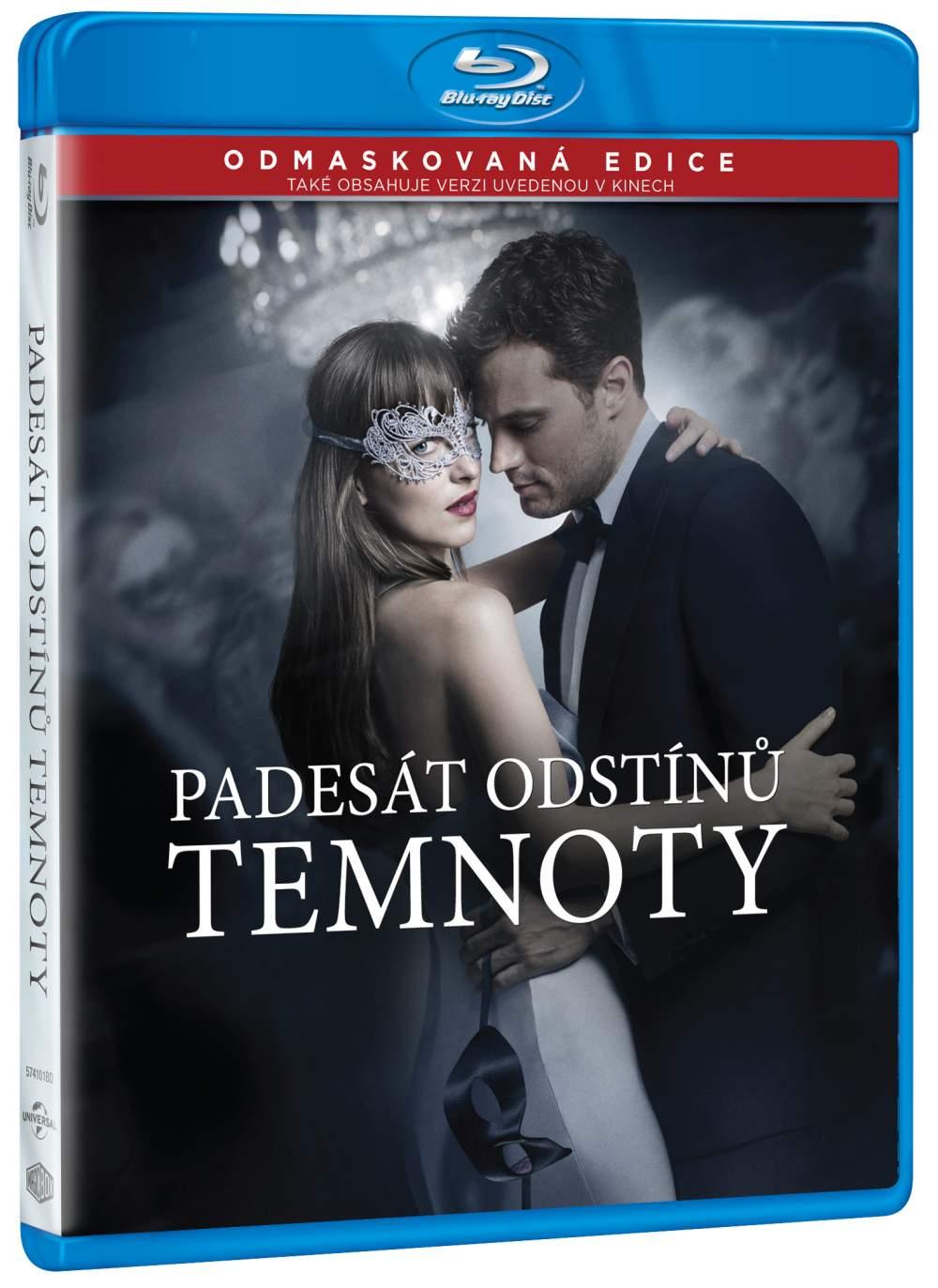 PADESÁT ODSTÍNŮ TEMNOTY - Blu-ray