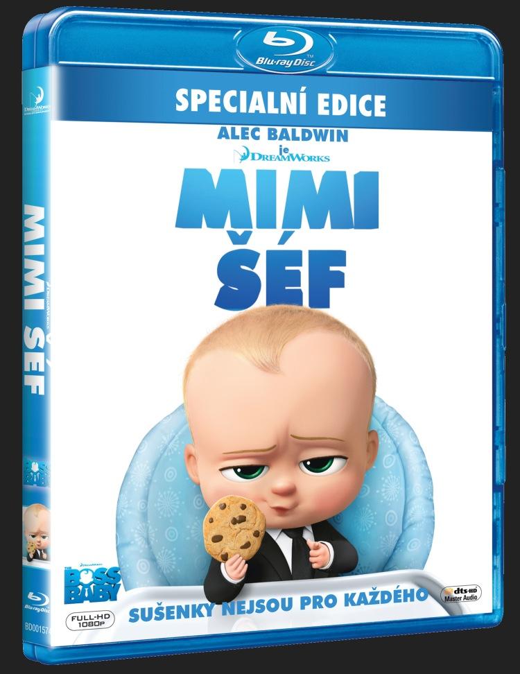 MIMI ŠÉF - Blu-ray