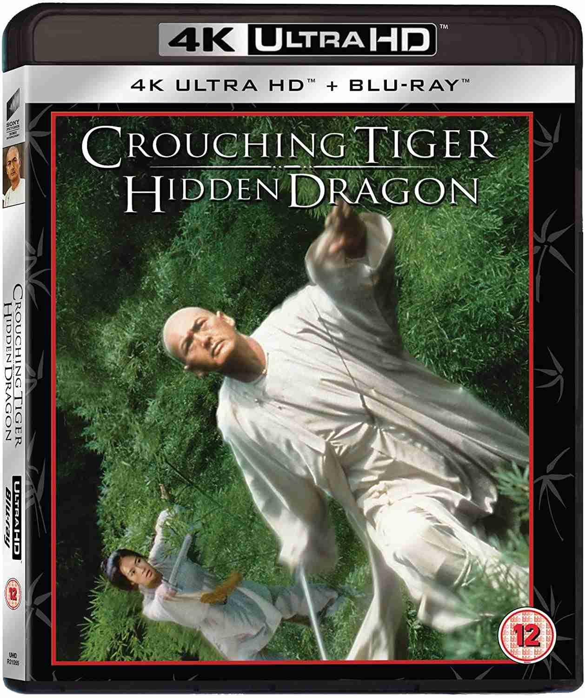TYGR A DRAK (4K ULTRA HD) - UHD Blu-ray + Blu-ray (2 BD)