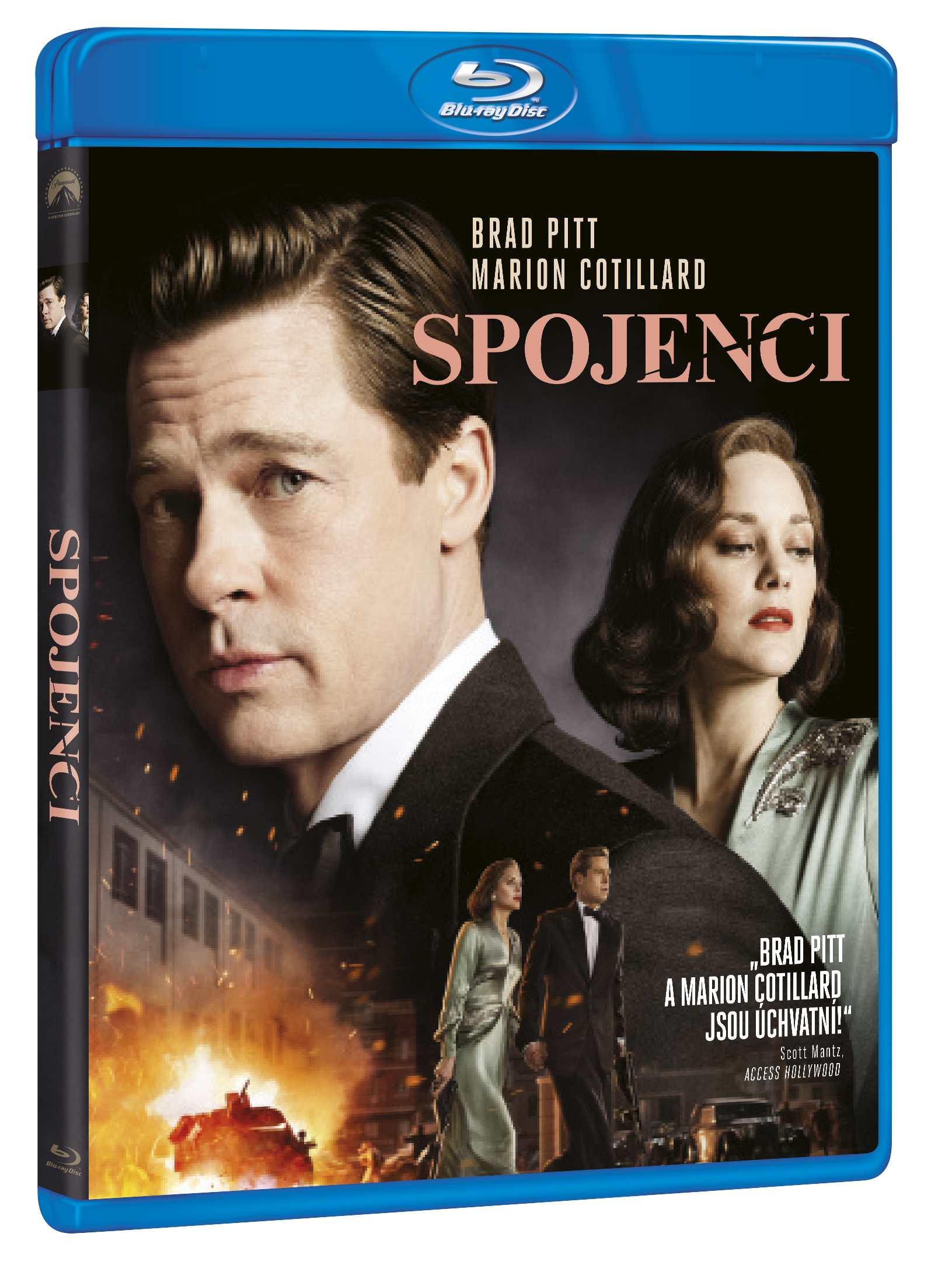 SPOJENCI - Blu-ray