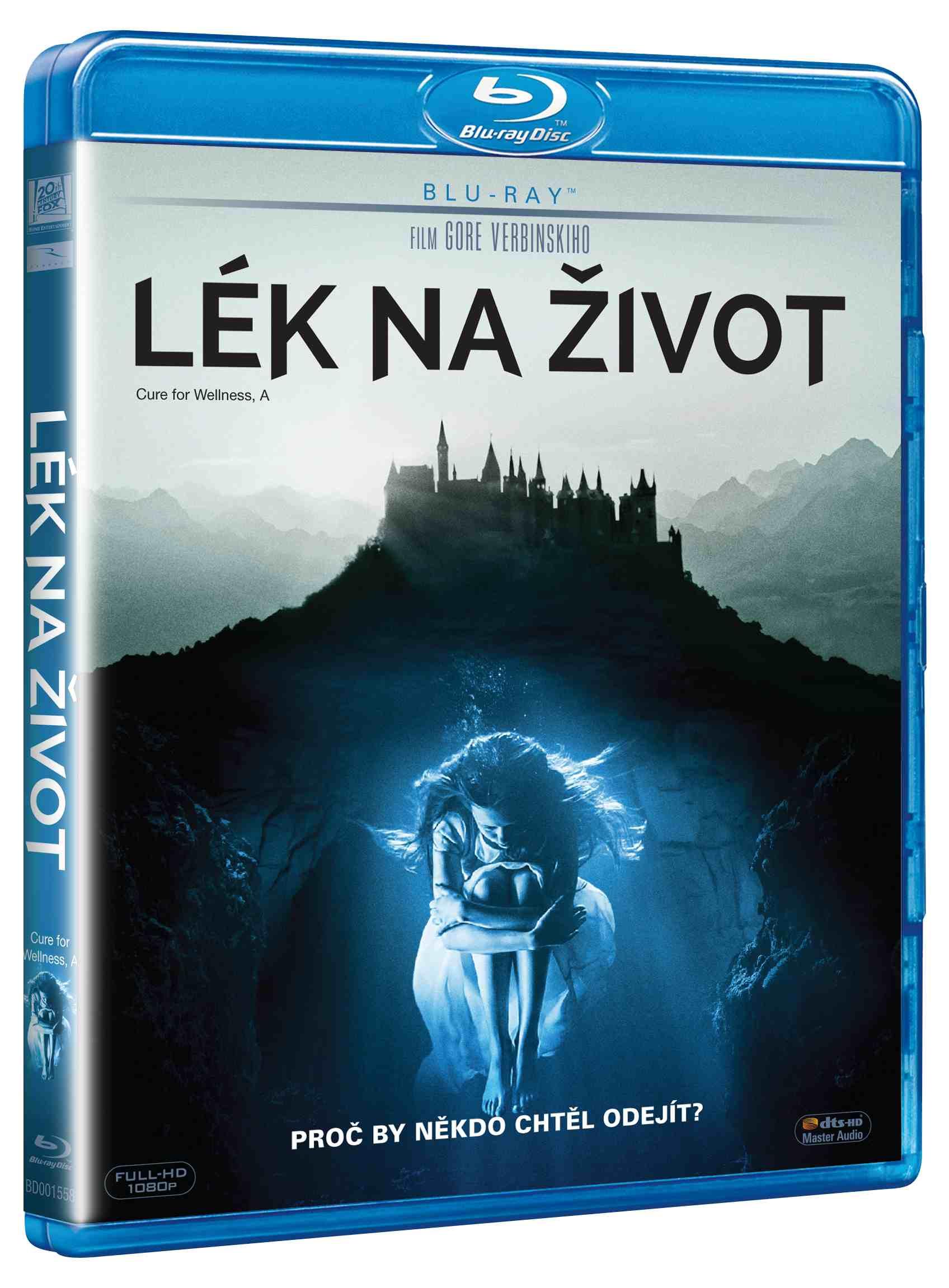 LÉK NA ŽIVOT - Blu-ray