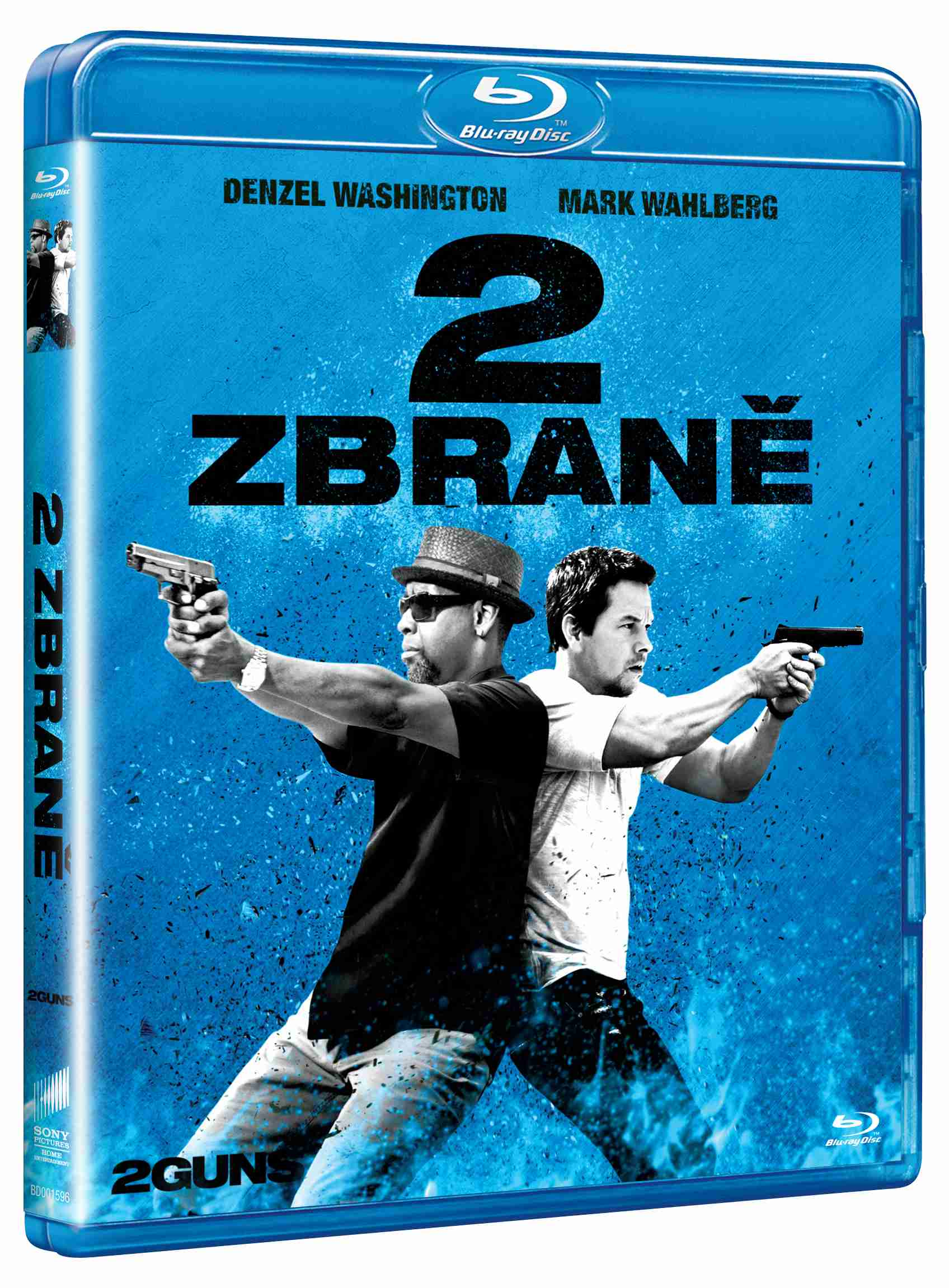2 ZBRANĚ (Big Face) - Blu-ray