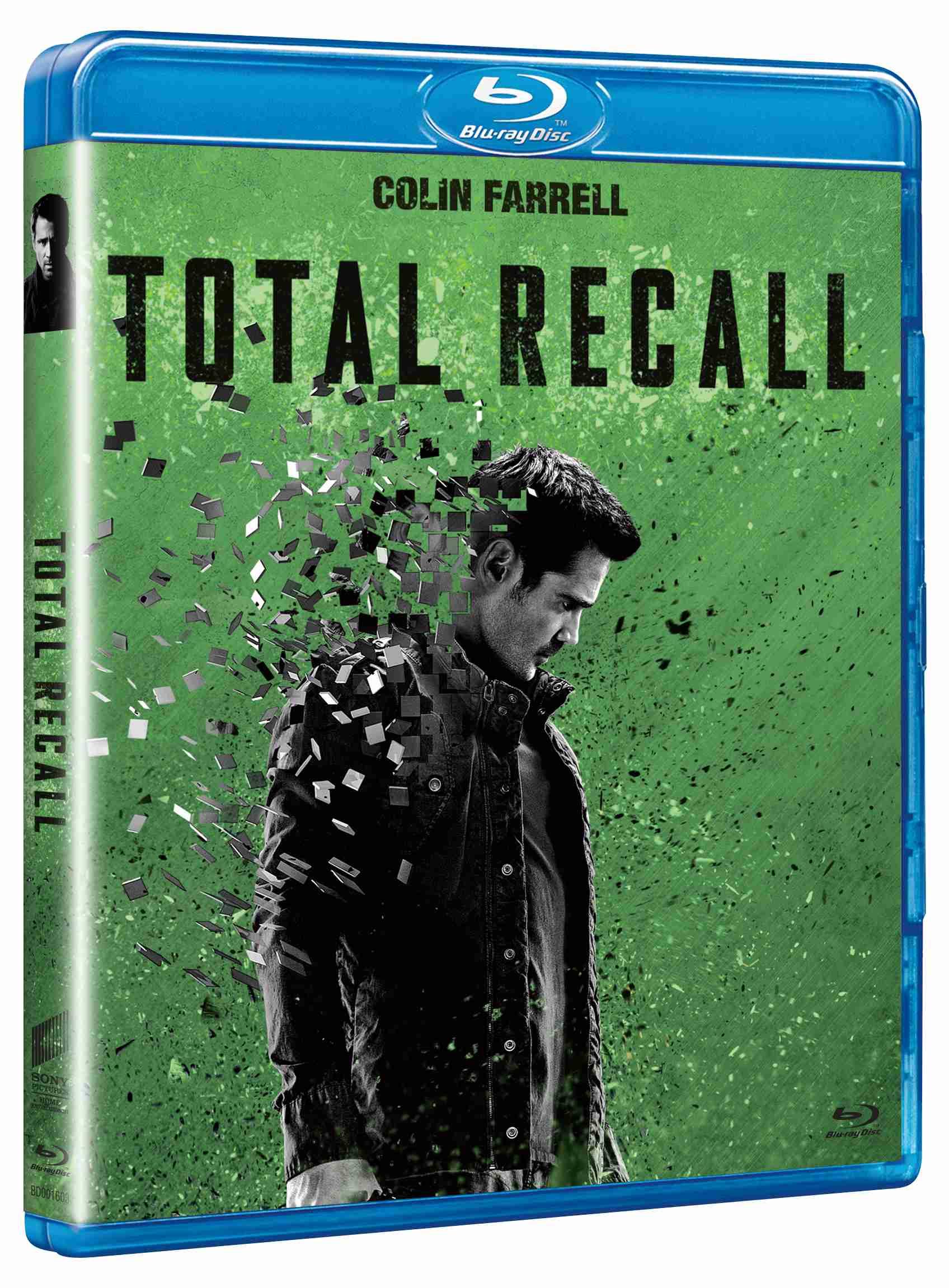 TOTAL RECALL (Big Face) - Blu-ray