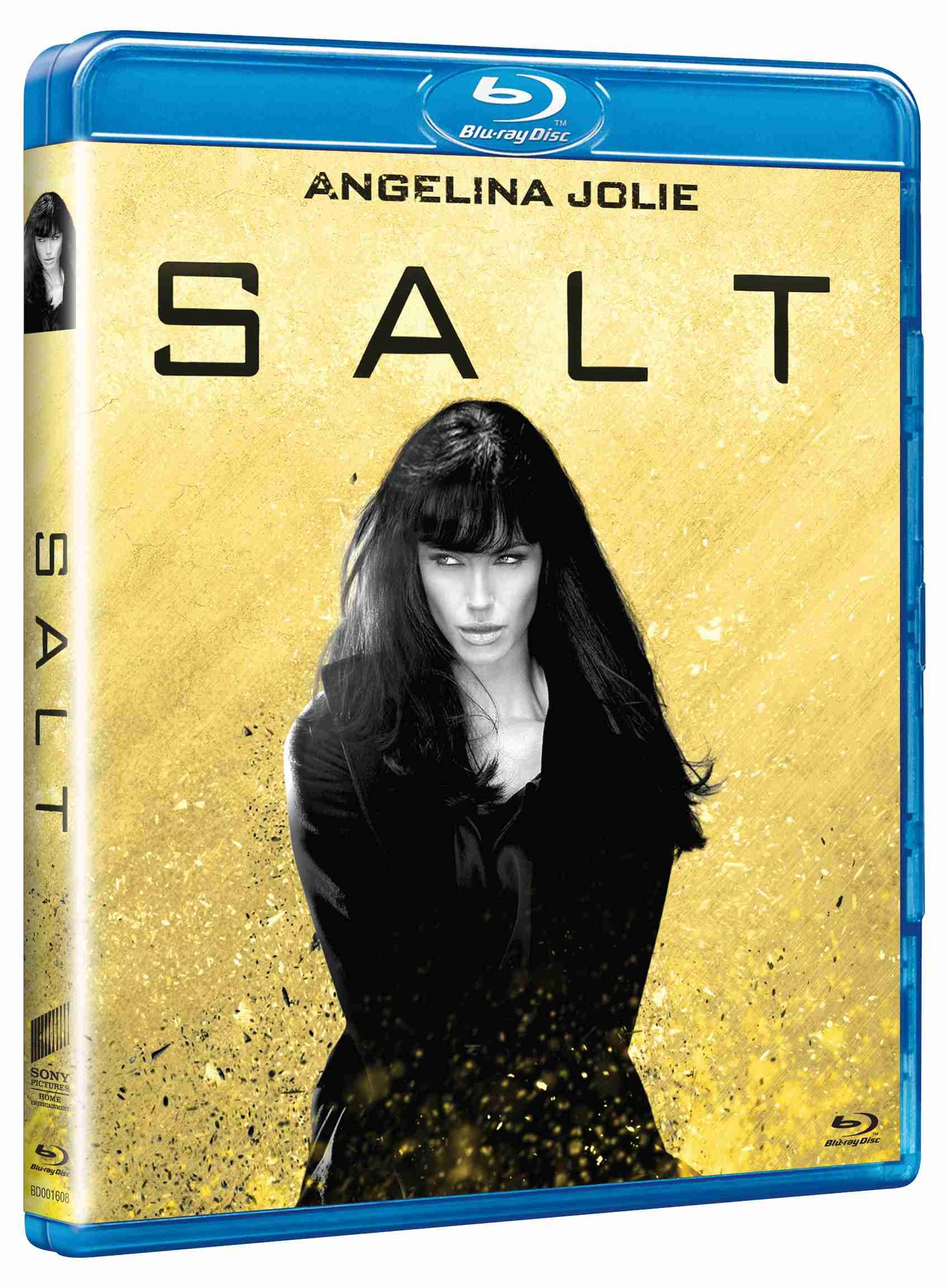 SALT (Big Face) - Blu-ray