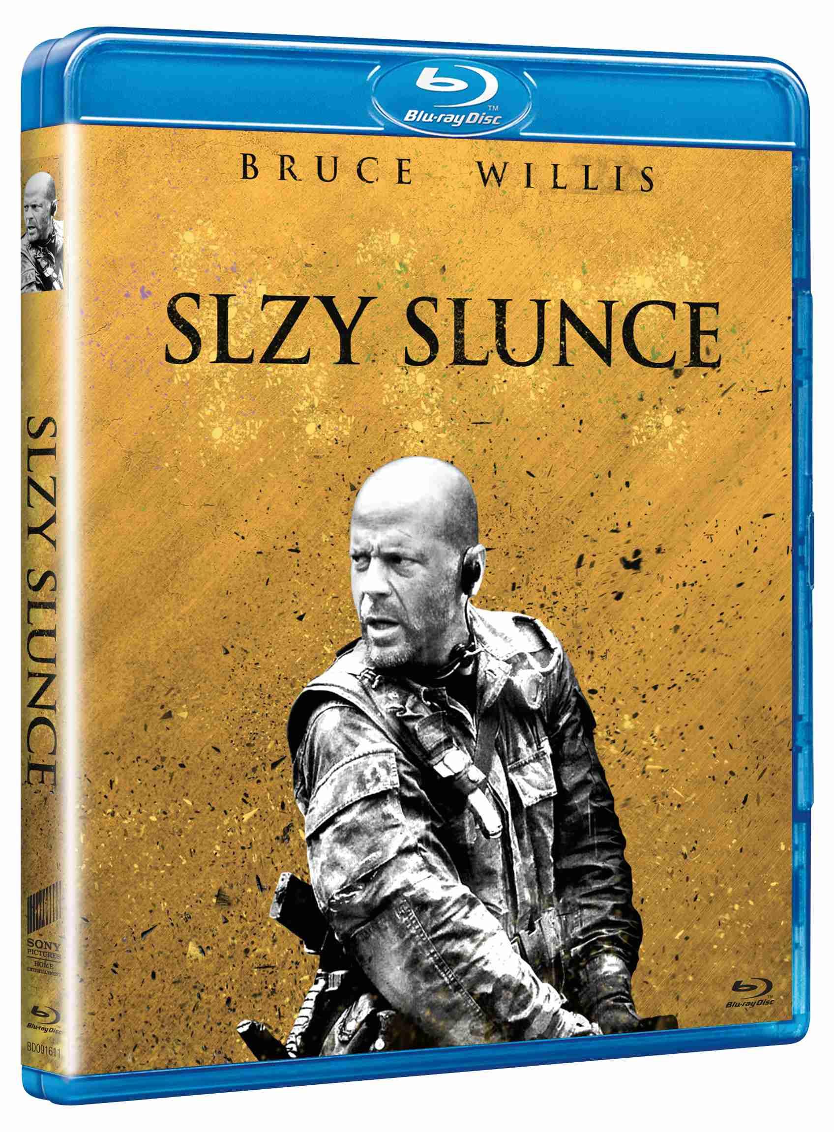 SLZY SLUNCE (Big Face) - Blu-ray