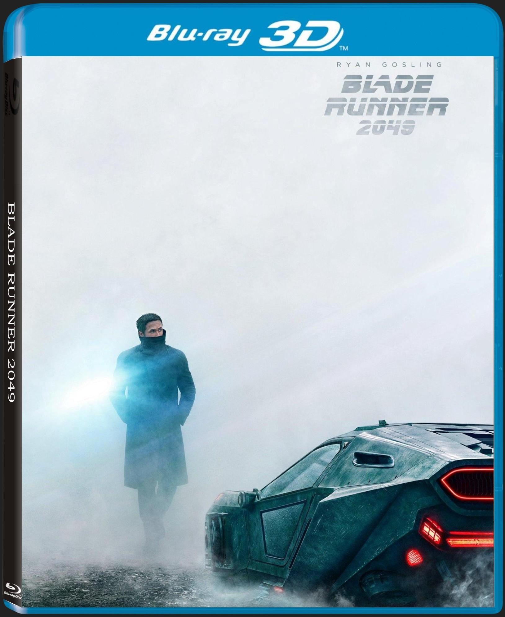 BLADE RUNNER 2049 - Blu-ray 3D + 2D