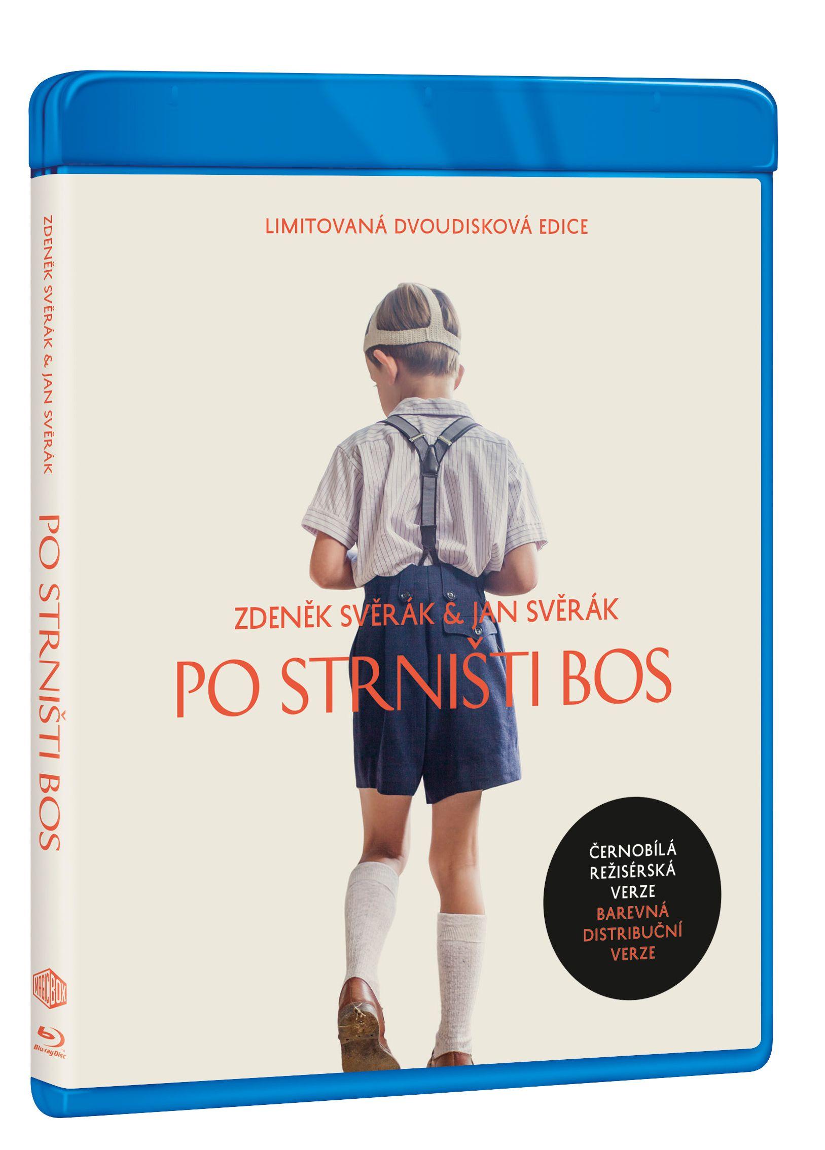 PO STRNIŠTI BOS - Blu-ray + Blu-ray s režisérskou ČB verzí